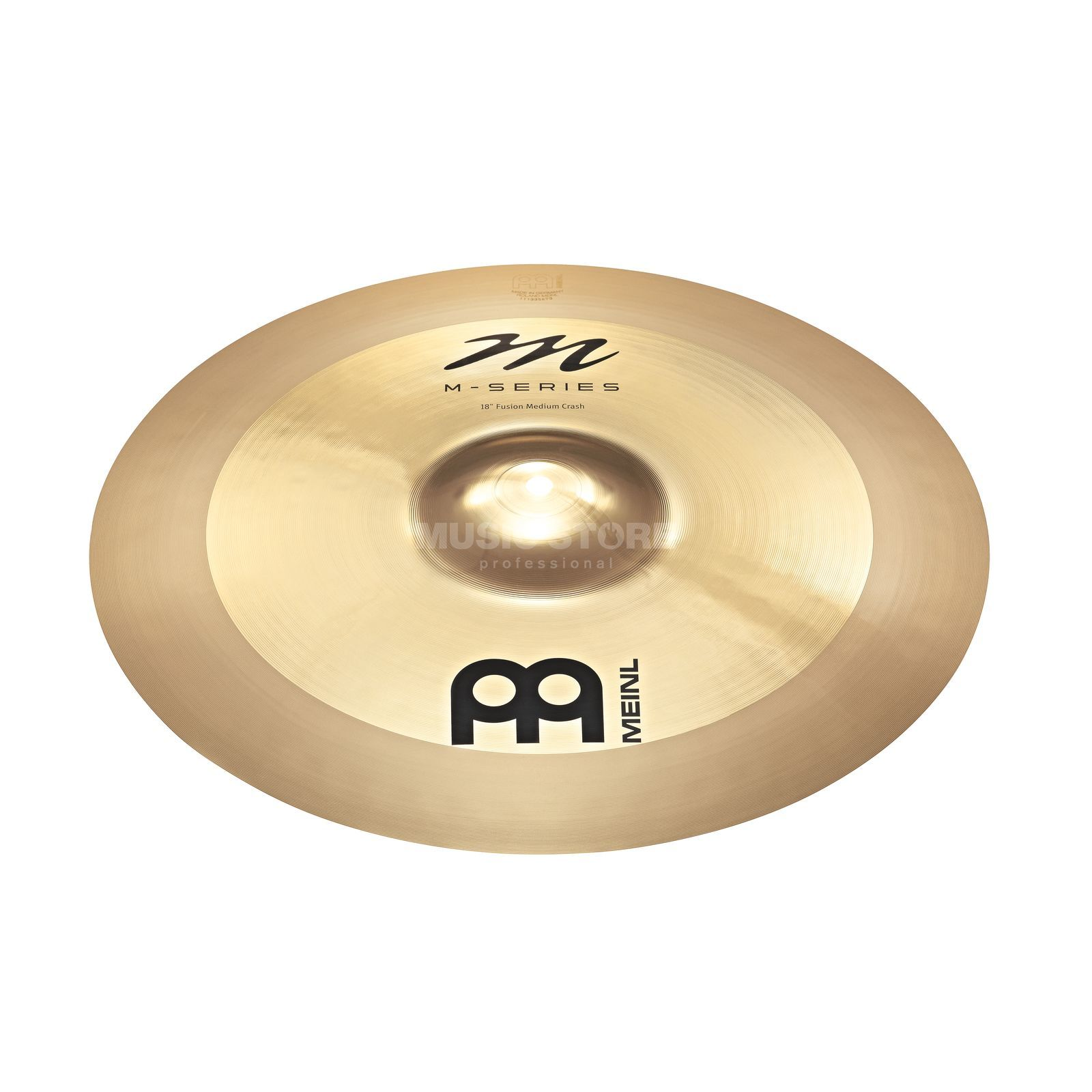 Meinl M-Series Fusion Medium Crash MS18FMC Produktbild