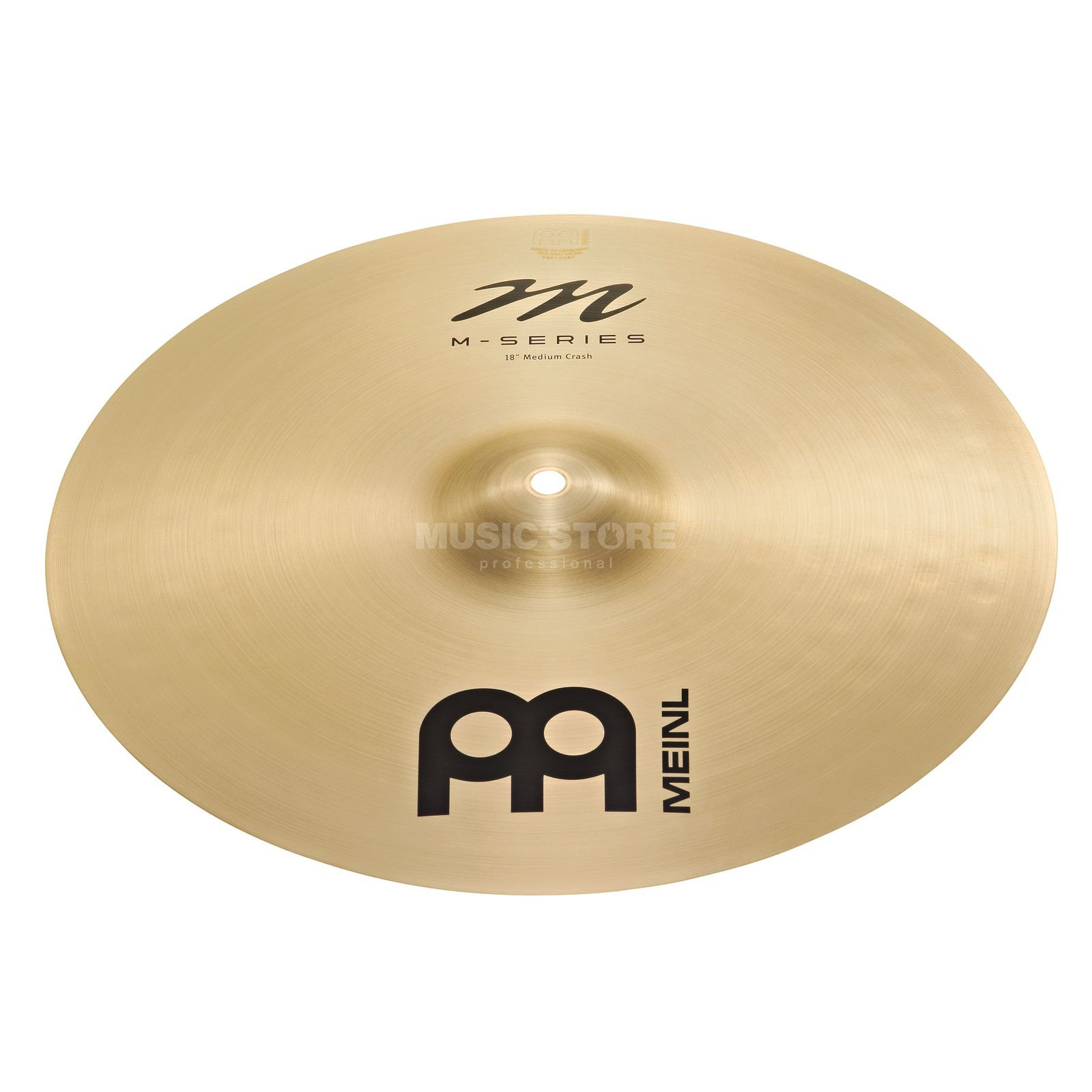 Meinl M-Series Medium Crash MS18MC Product Image