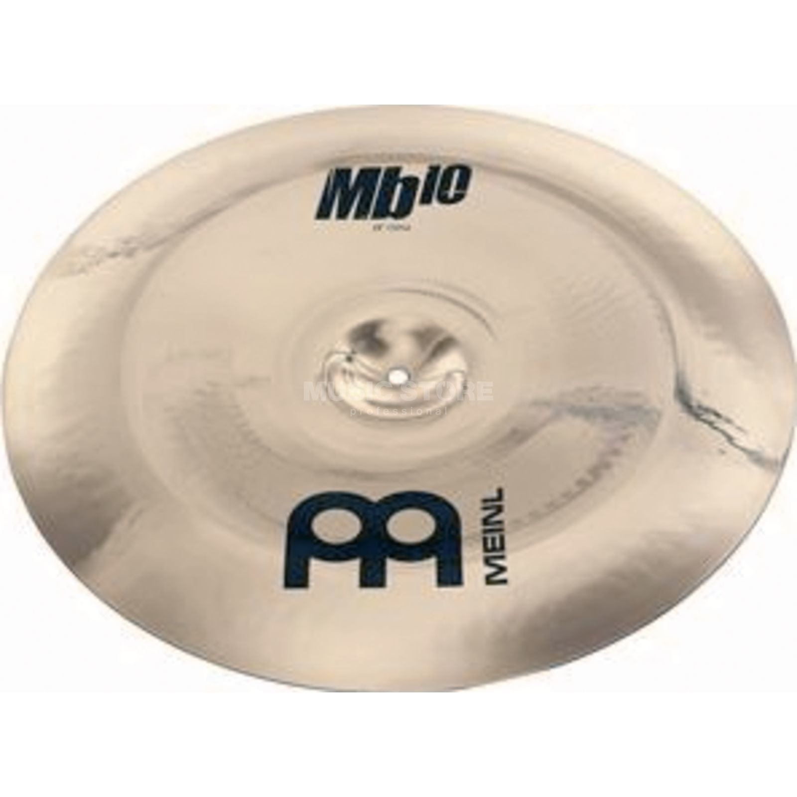 "Meinl MB10 China 17"" MB10-17CH-B, Brilliant Finish Imagem do produto"