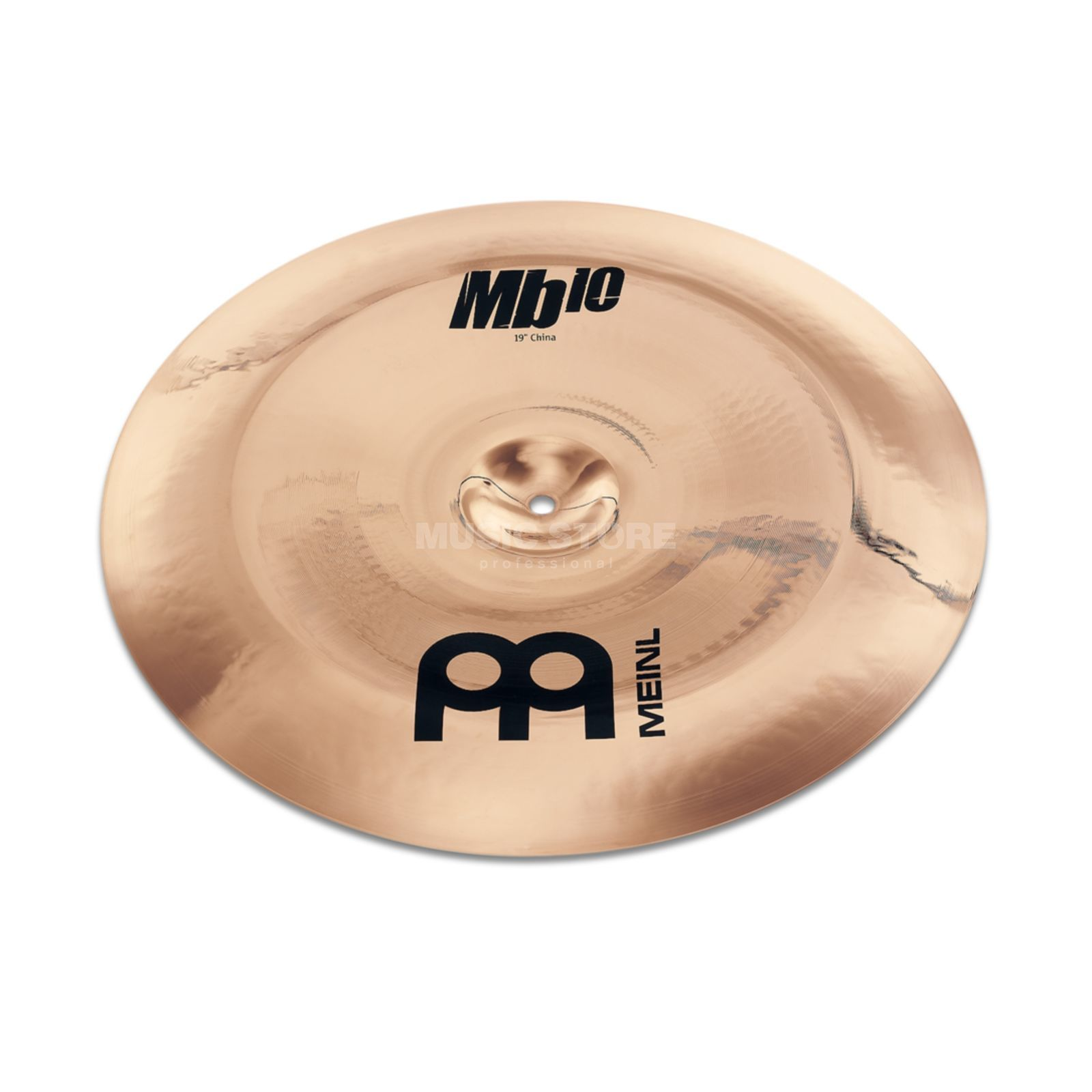 "Meinl MB10 China 19"" Brilliant Finish, Overstock Produktbillede"