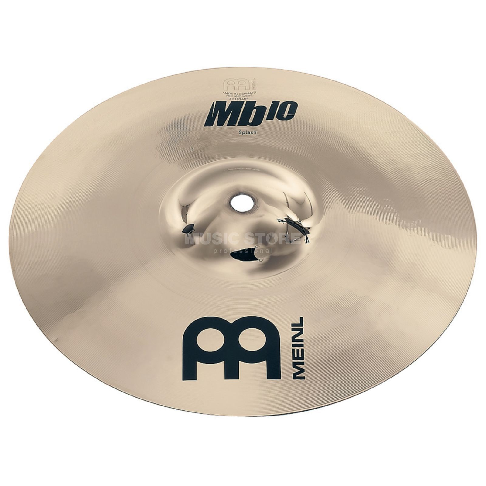 "Meinl MB10 Splash 12"" MB10-12S-B, Brilliant Produktbild"