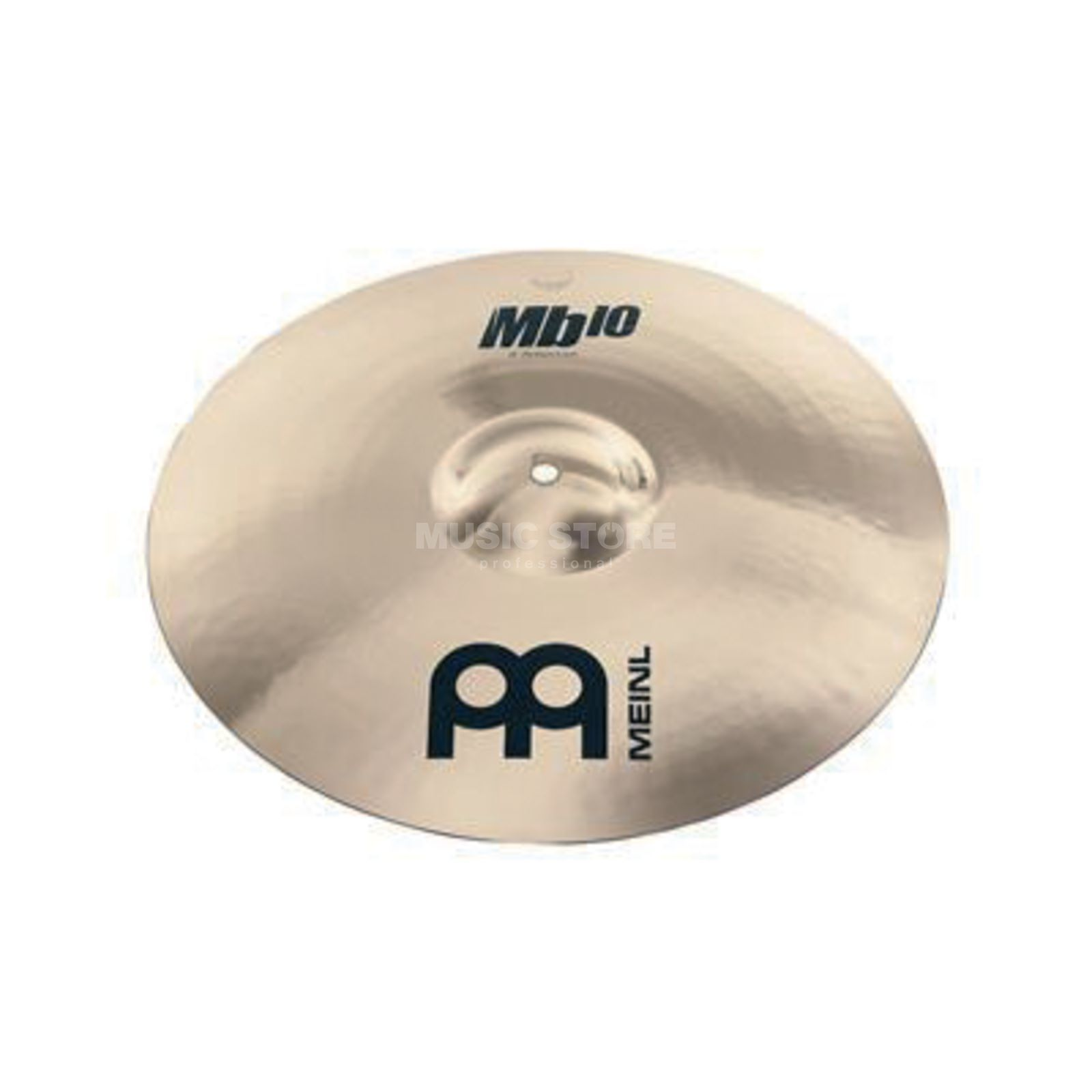 "Meinl MB10 Thin Crash 16"" MB10-16TC-B, Brilliant Finish Product Image"