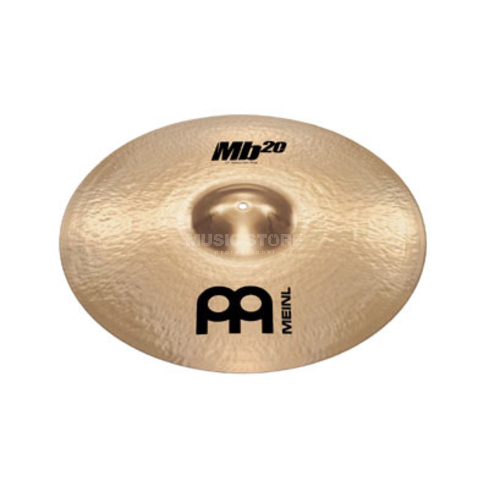 "Meinl MB20 Heavy Bell Ride 22"" MB20-22HBR-B, Brilliant Finish Produktbild"