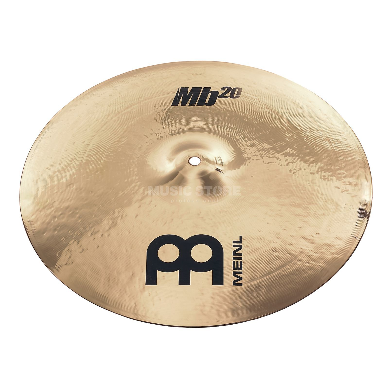 "Meinl MB20 Heavy Crash 22"", MB20-22HC-B, Brilliant Finish Produktbillede"