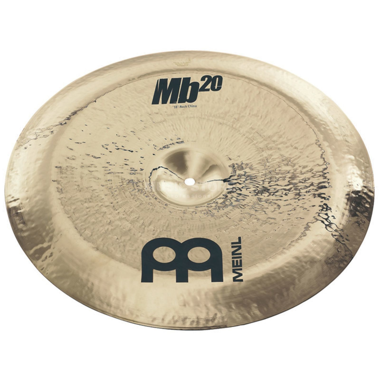 "Meinl MB20 Rock China 18"" MB20-18RCH-B, Brilliant Finish Produktbild"
