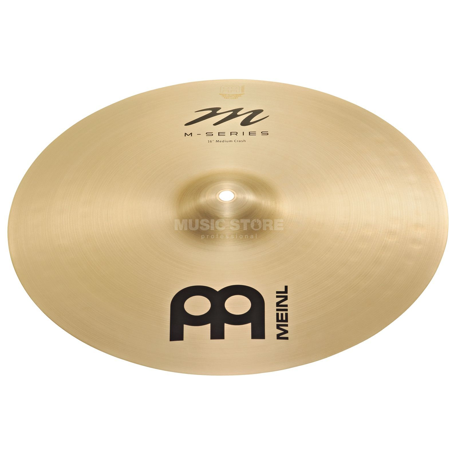 "Meinl MSeries 16"" Medium Crash B-Stock MS16MC Produktbild"