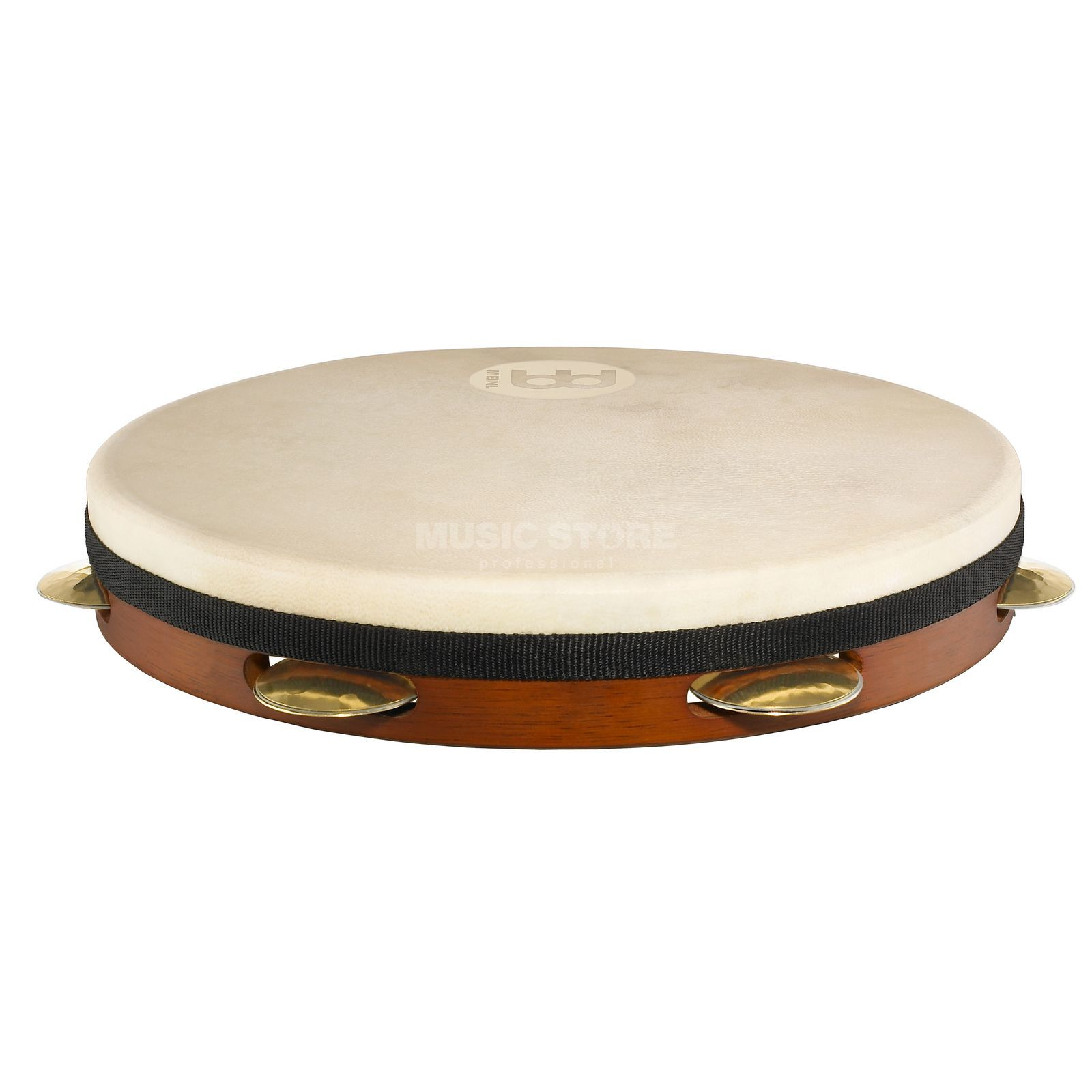 "Meinl Pandeiro PA12AB-M, 12"", African Brown #AB-M Imagen del producto"