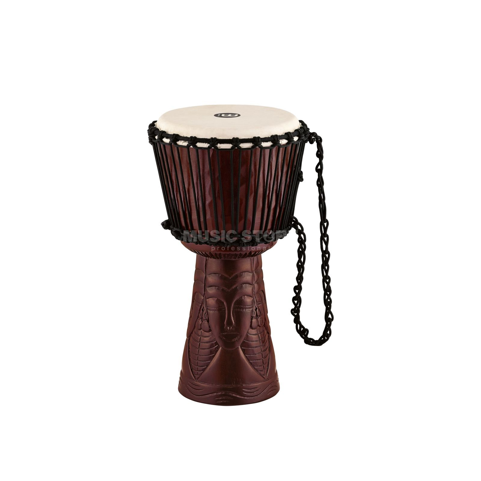"Meinl Professional Djembe PROADJ4-M, 10"", African Style Product Image"