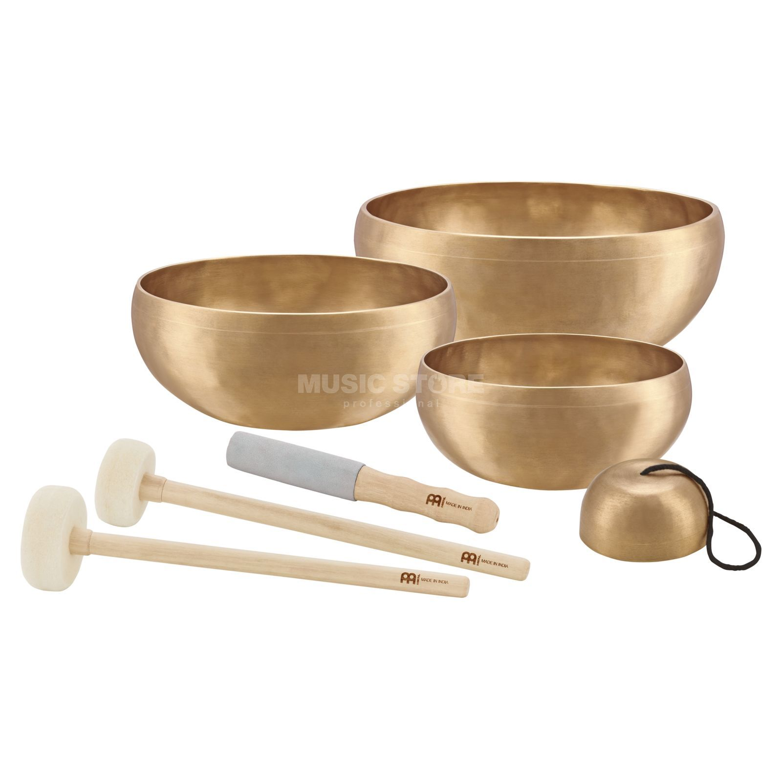 Meinl Singing Bowl Set SB-C-4750, Cosmos Series Produktbillede