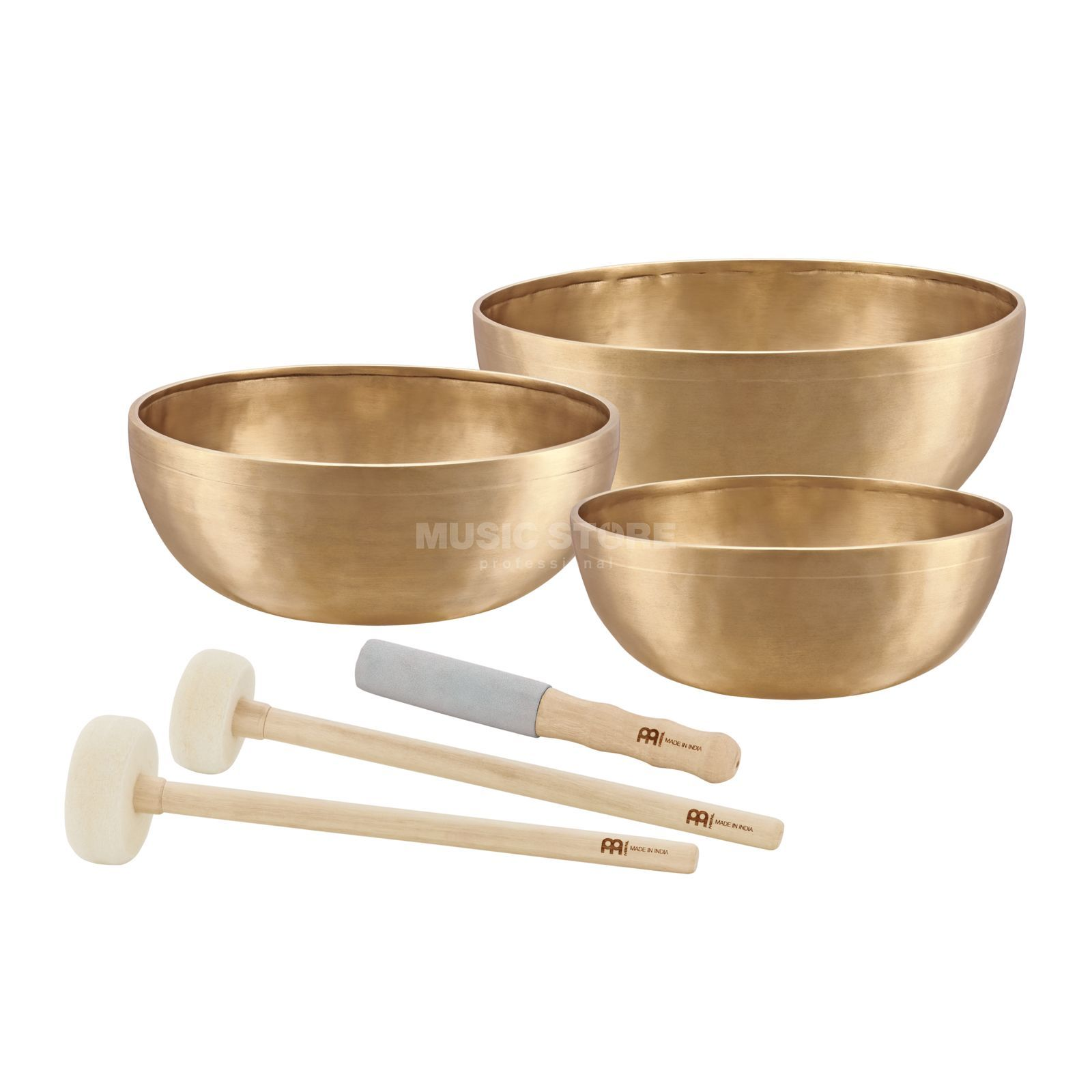 Meinl Singing Bowl Set SB-E-5400, Energy Series Produktbillede