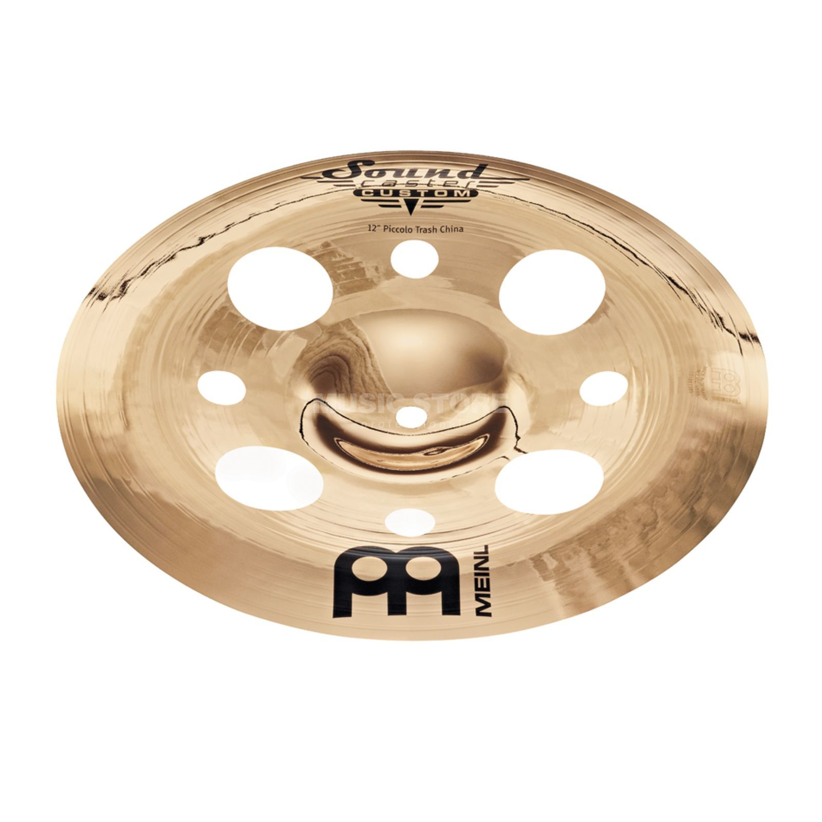 "Meinl Soundcaster Custom 12"" China SC12PTRCH-B, Piccolo Trash Produktbillede"