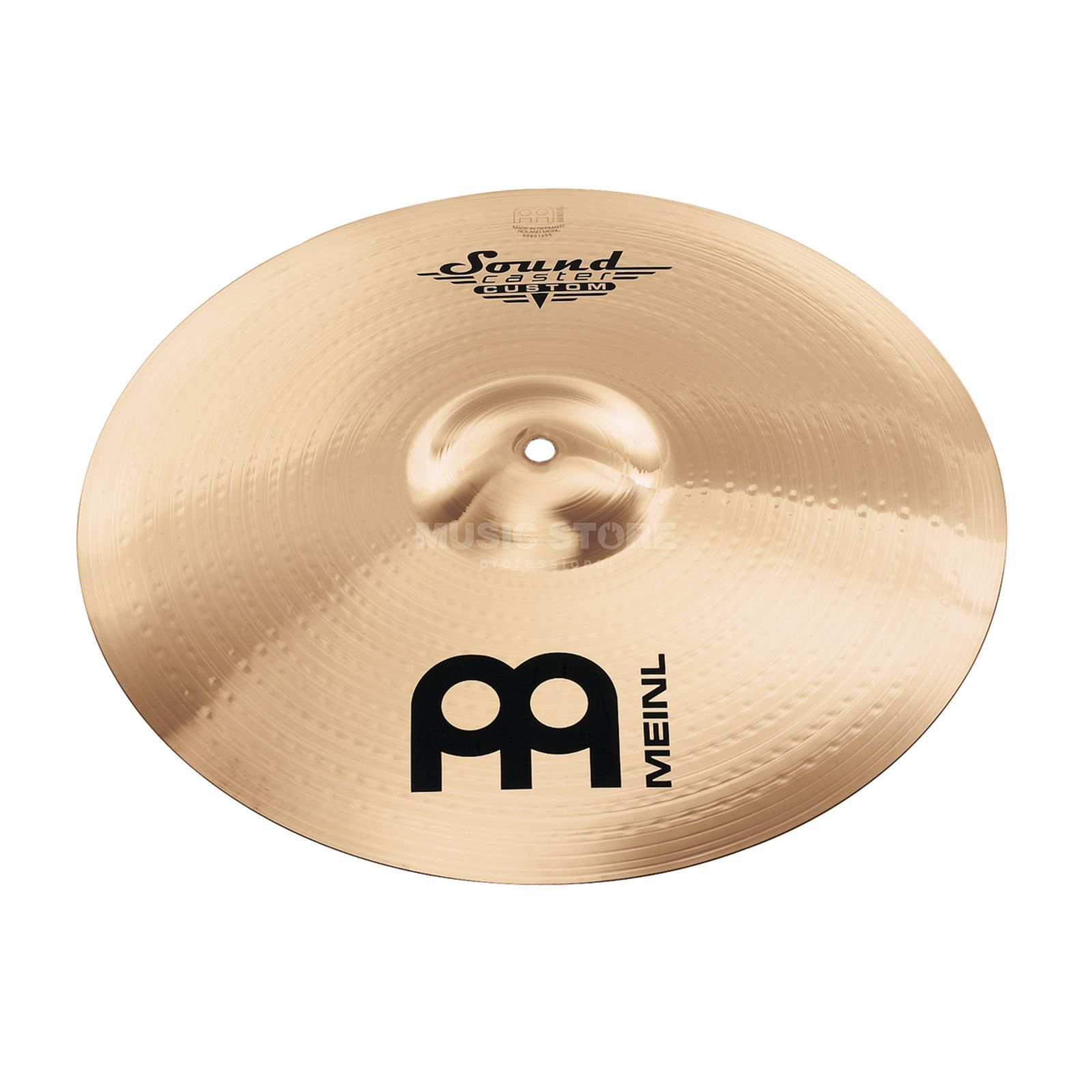 "Meinl SoundCaster Custom Crash 18"" SC18TC-B, Thin Produktbild"