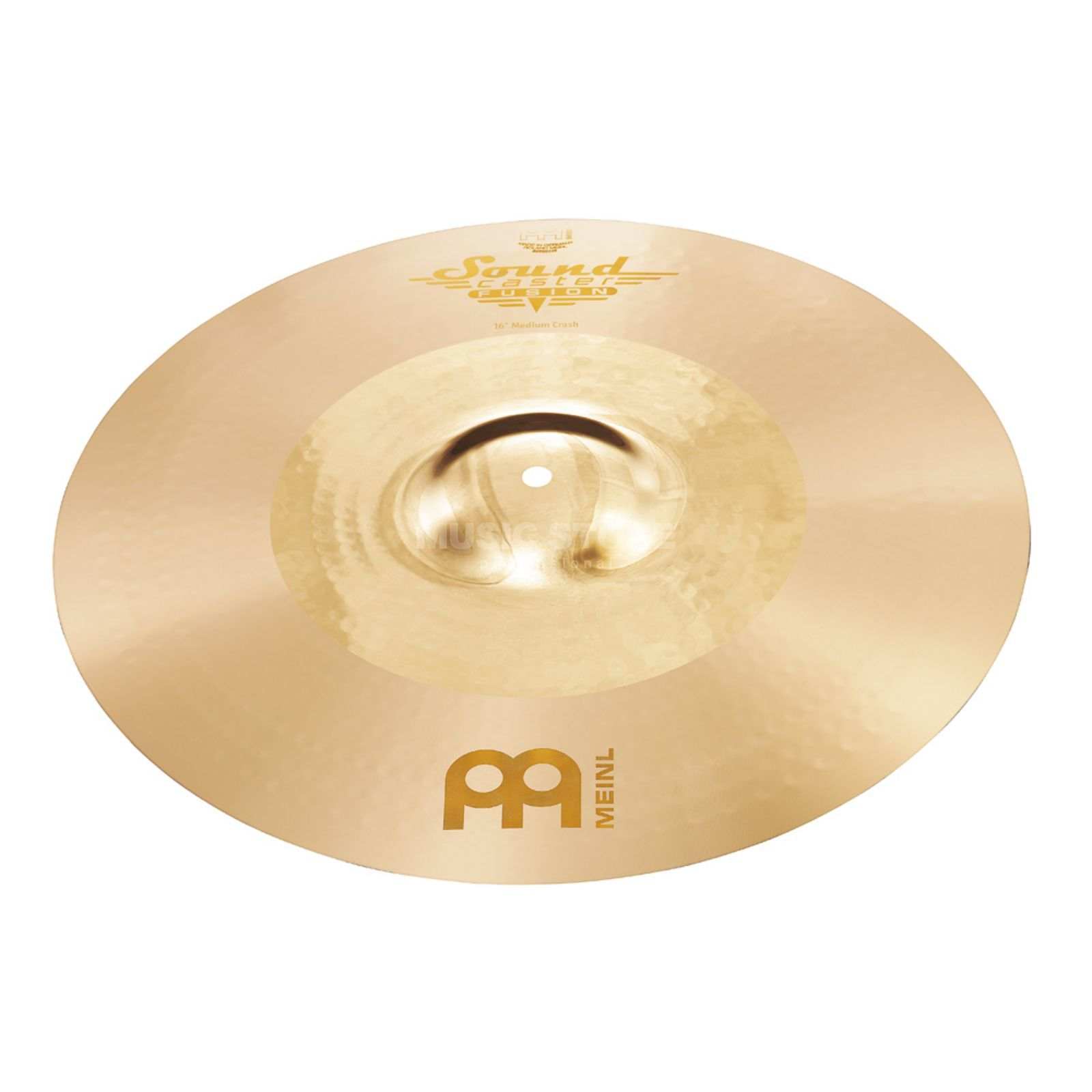 "Meinl SoundCaster Fusion Crash 18"", SF18MC, Medium Produktbillede"