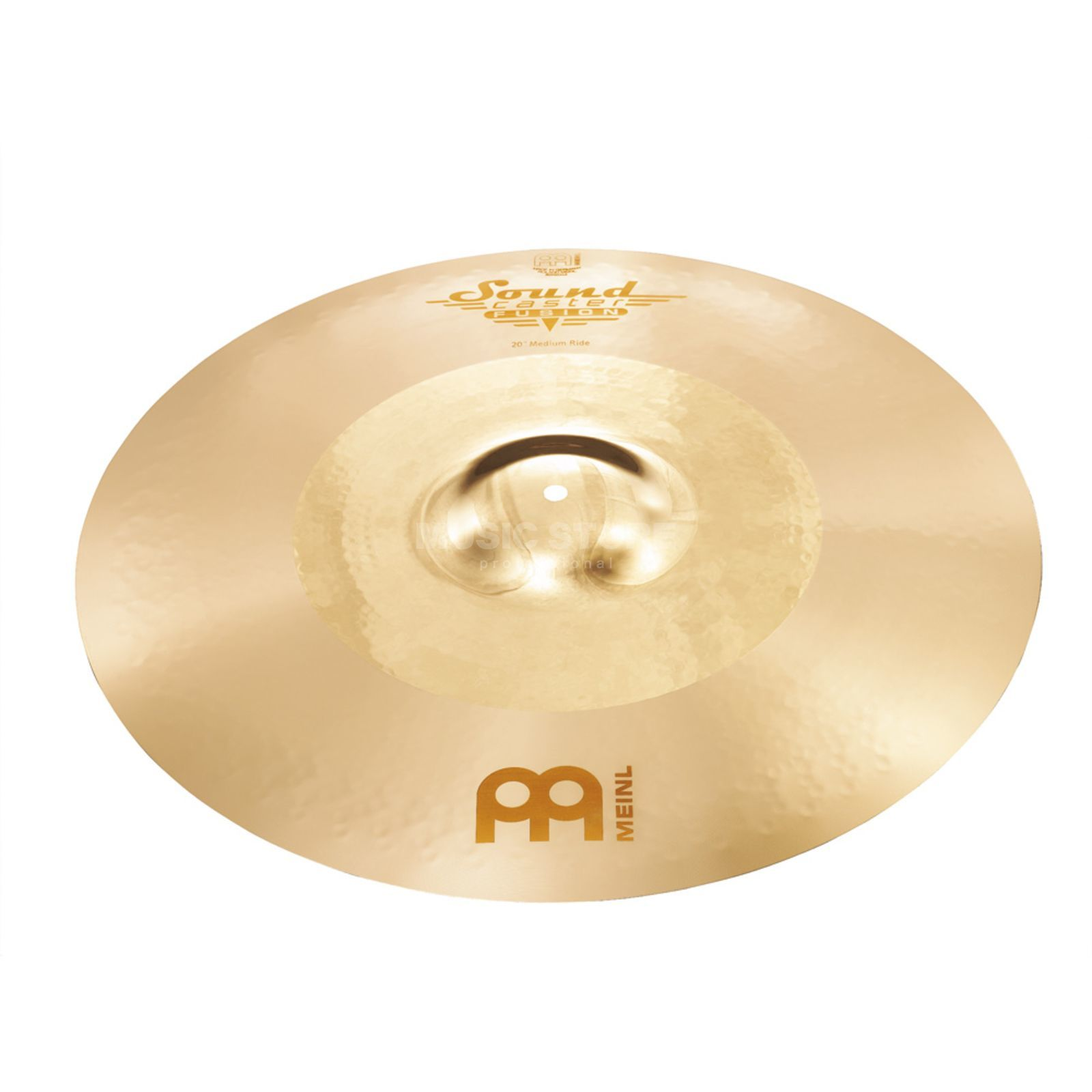 "Meinl SoundCaster Fusion Ride 20"", SF20PR, Powerful Produktbillede"