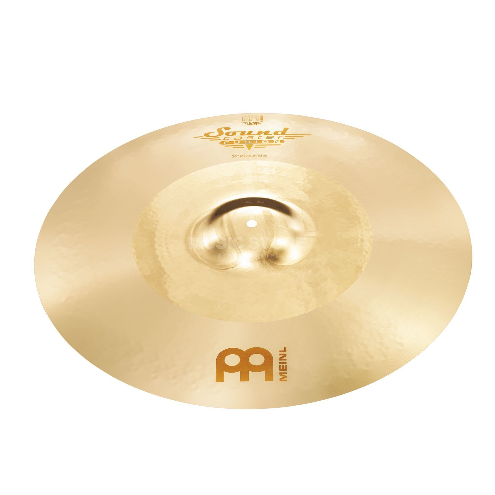 "Meinl SoundCaster Fusion Ride 20"", SF20TR, Thin, Overstock Productafbeelding"