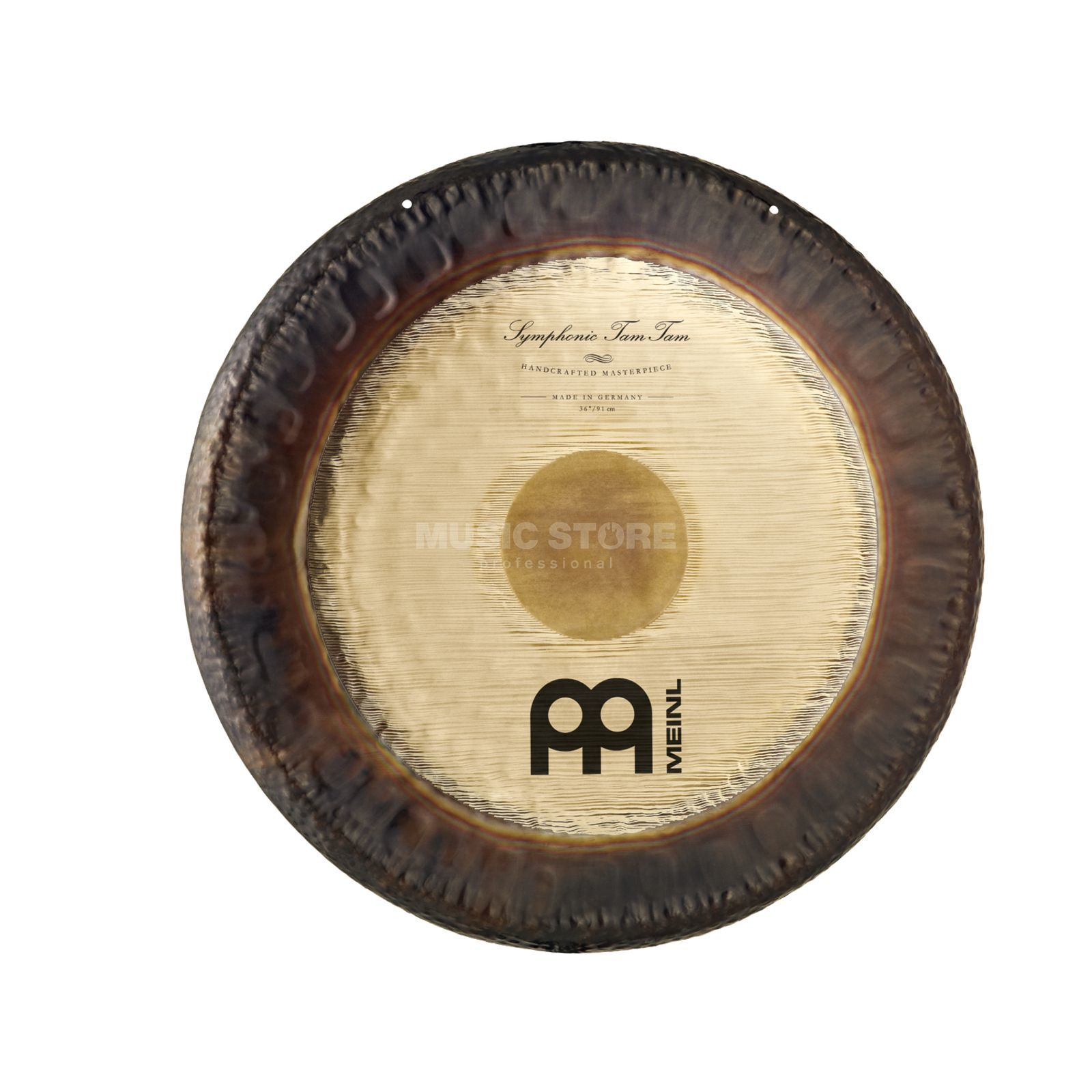 "Meinl Symphonic Tam Tam 36"" Gong, SY-TT36 Productafbeelding"