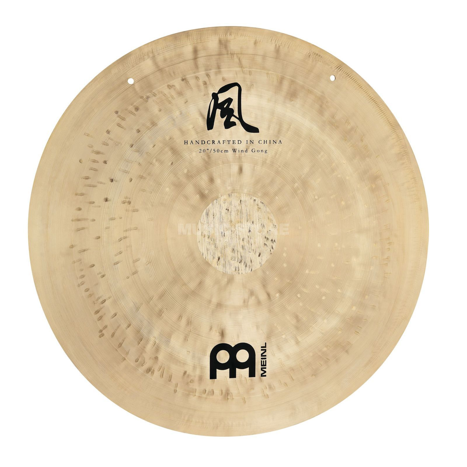 "Meinl Wind Gong WG-TT20 20"" incl. Beater Product Image"