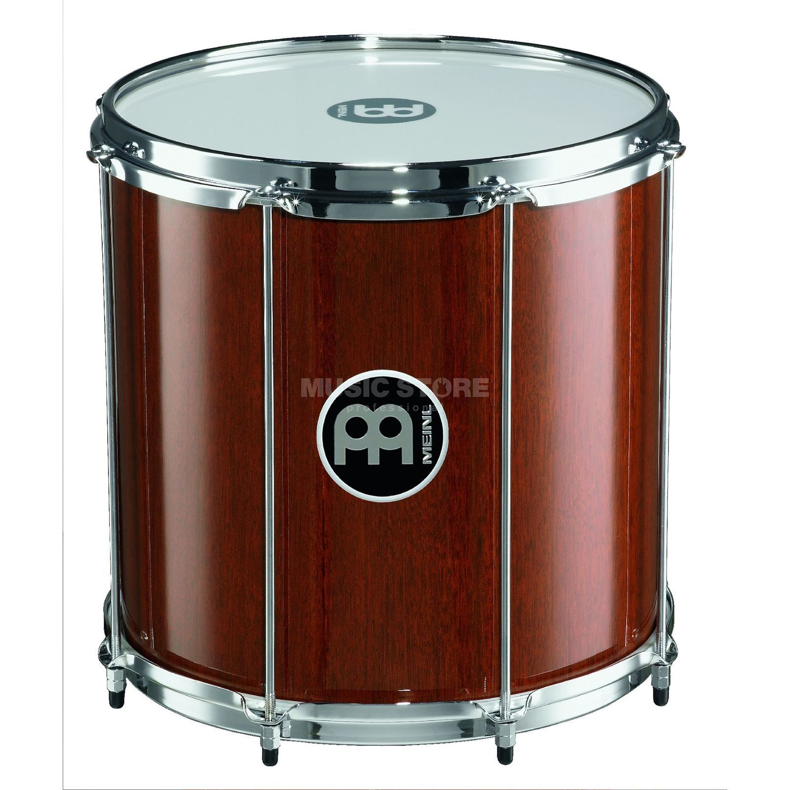 "Meinl Wood Repinique RE12AB-M, 12""x12"", African Brown #AB Produktbillede"