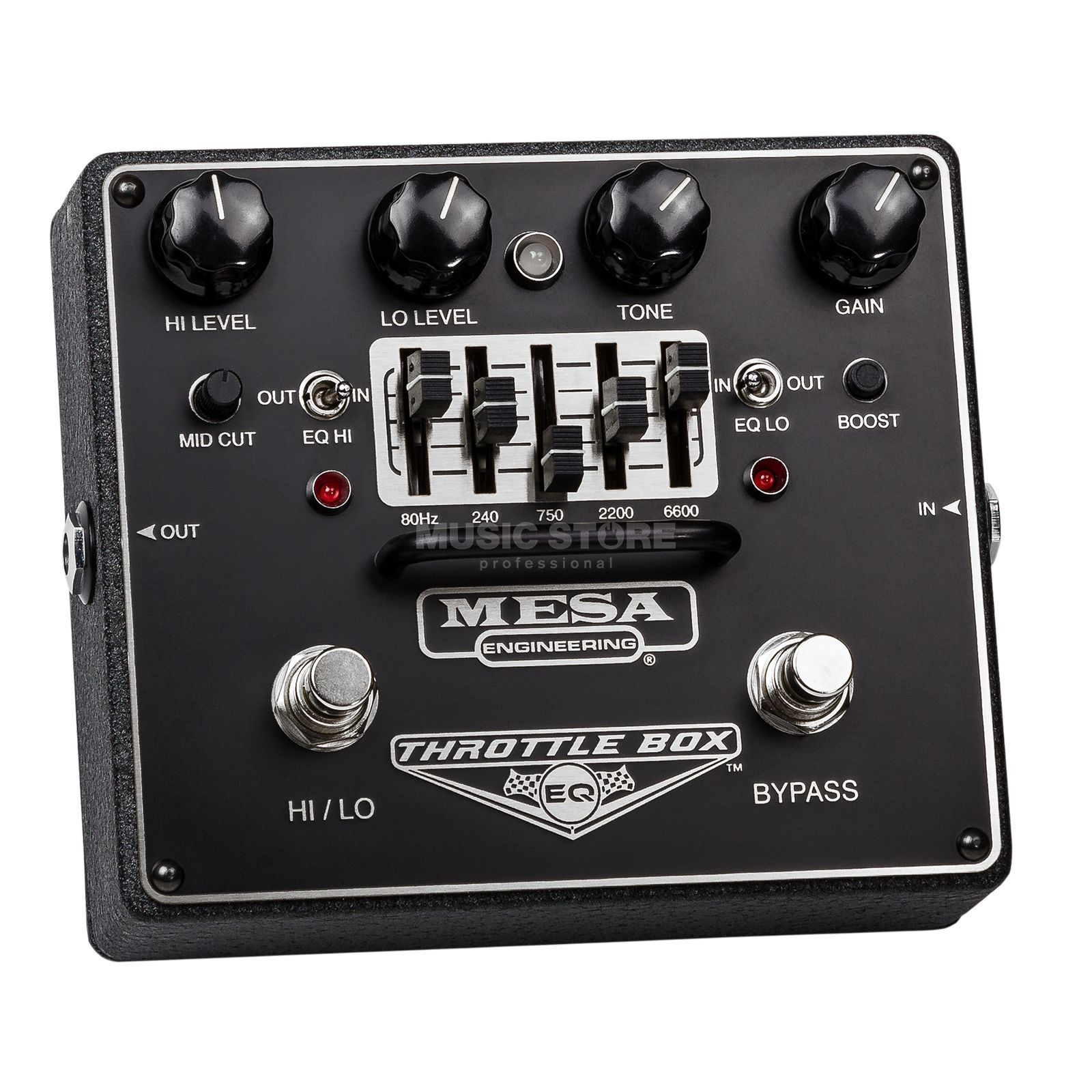 Mesa Boogie Thredtle Box Distortion EQ with 5-Band EQ Produktbillede