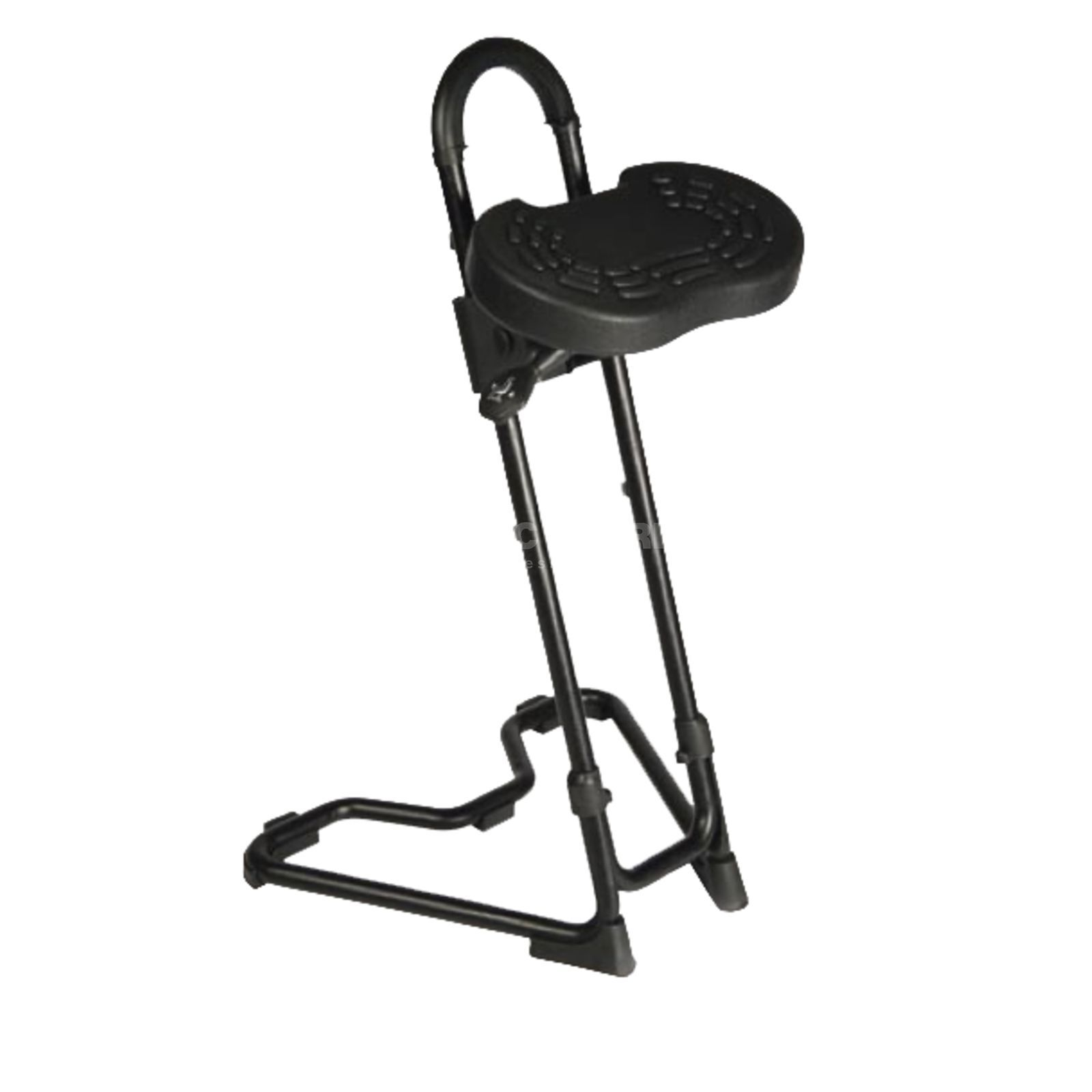 Mey Chair Systems AF6-PU6 Black Product Image
