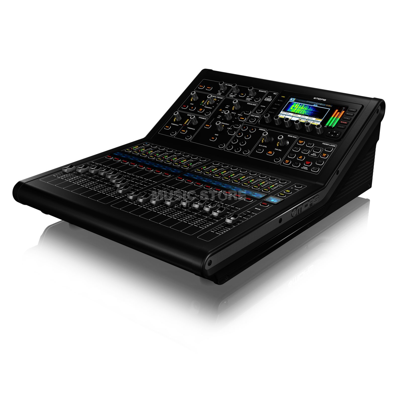 Midas M32R Digitalmixer, Rackversion Produktbild