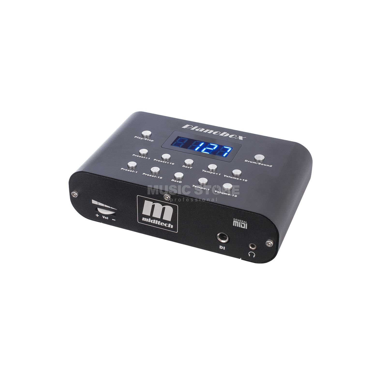 Miditech Pianobox USB GM Soundmodul Produktbild