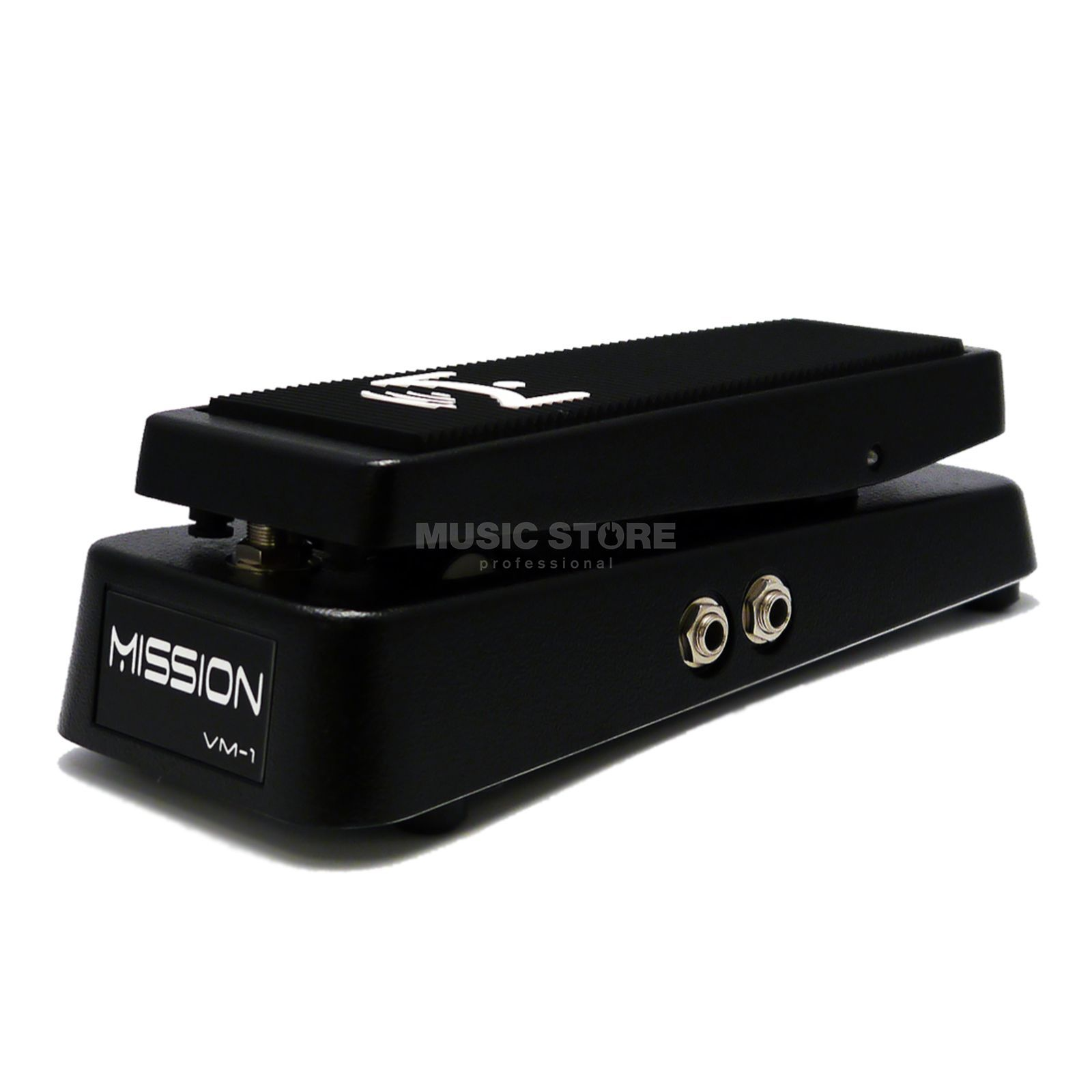 Mission Engineering VM-1-BK Volume Pedal B-Stock Black Produktbild