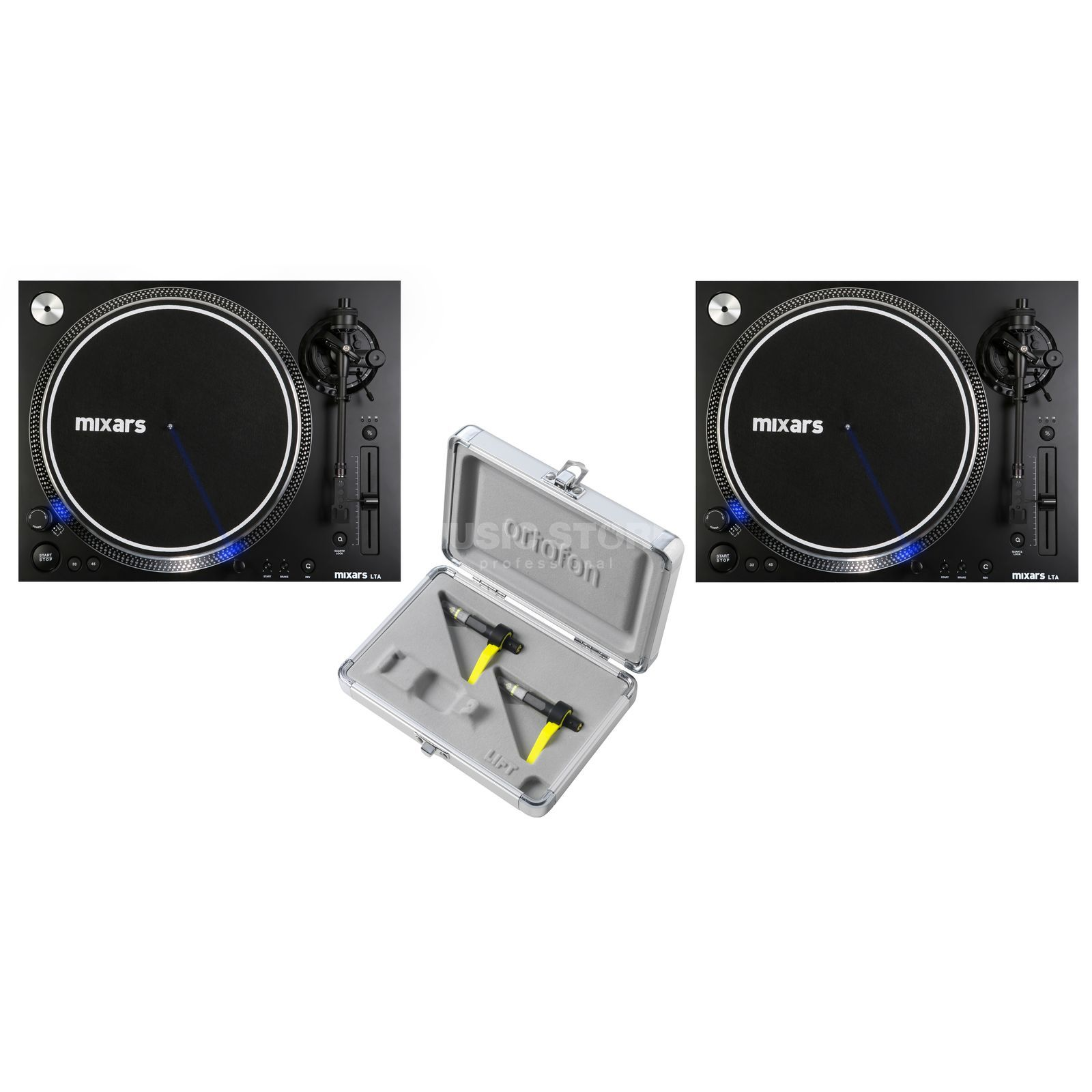 Mixars LTA + MK2 Club Twin Set Product Image