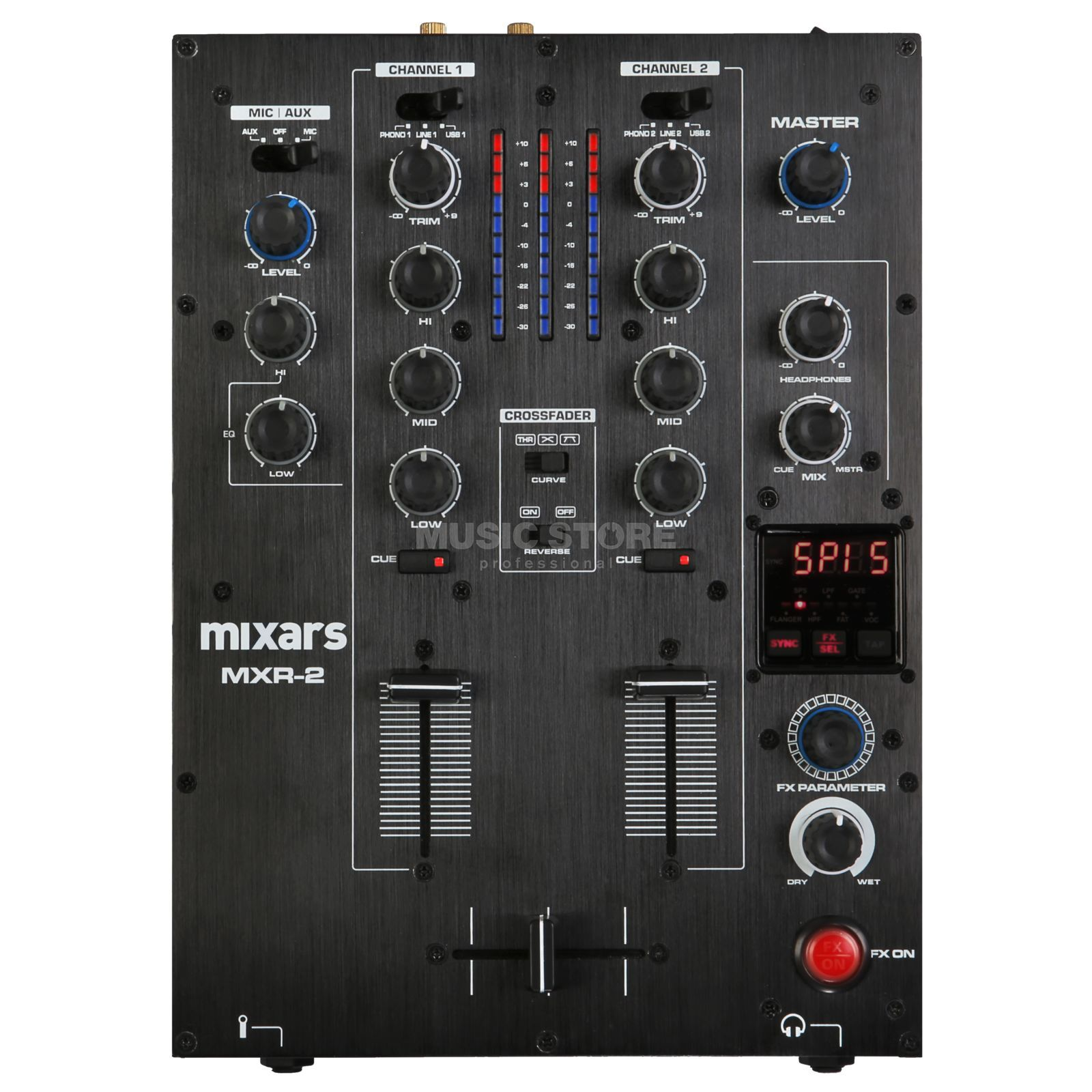 mixars MXR-2 Effect Mixer with Soundcard Produktbild
