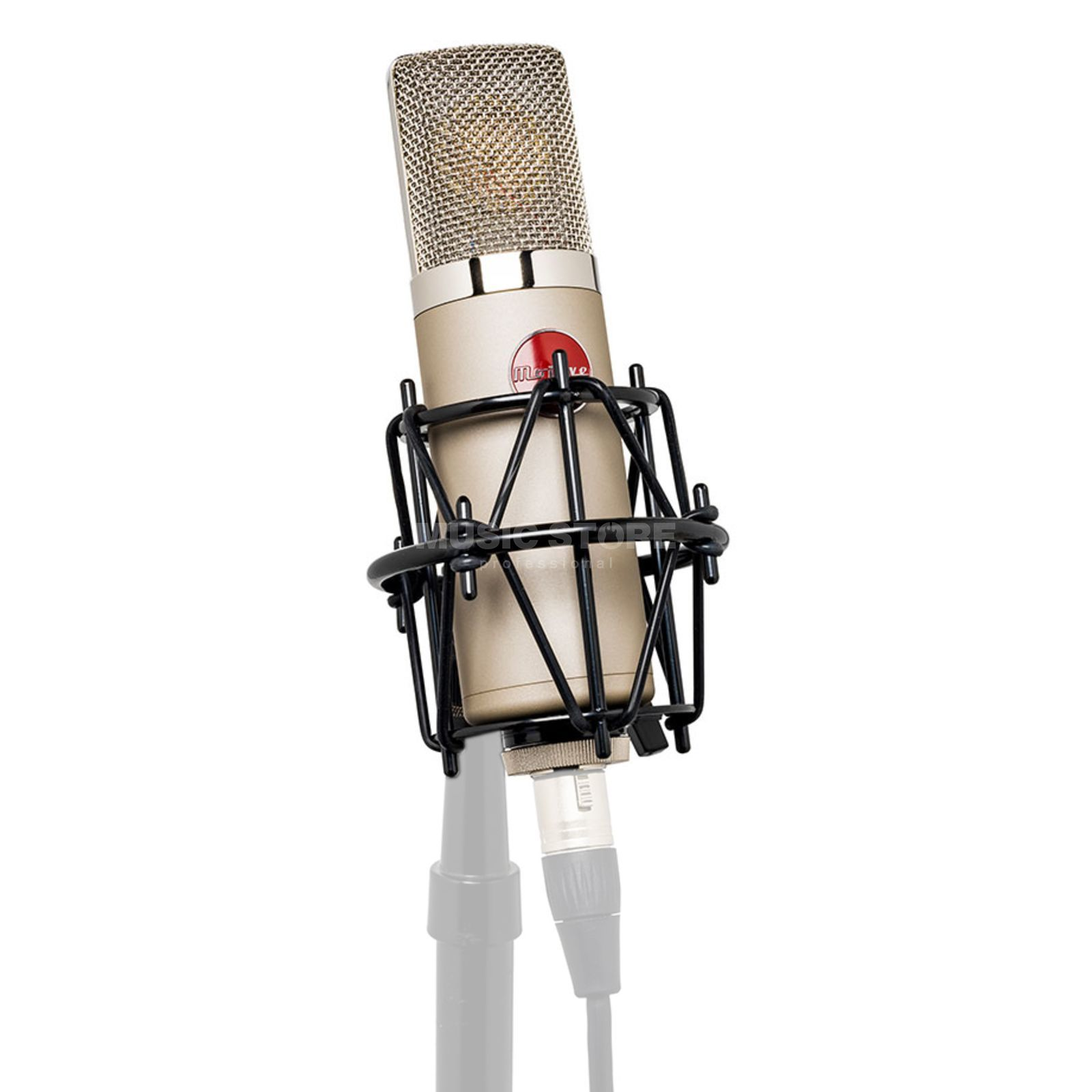 Mojave MA 300 Tube Microphone Omnidirect. Produktbild
