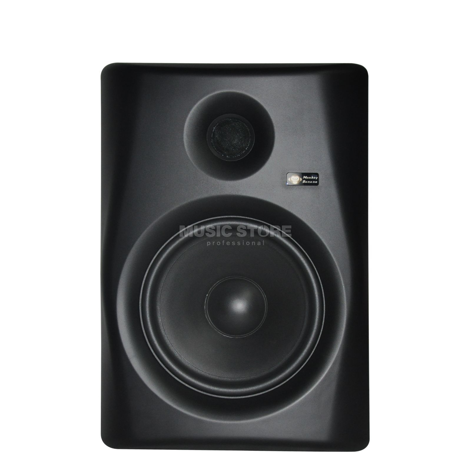 Monkey Banana Gibbon 8 Black 2-way Studio Monitor active Produktbillede