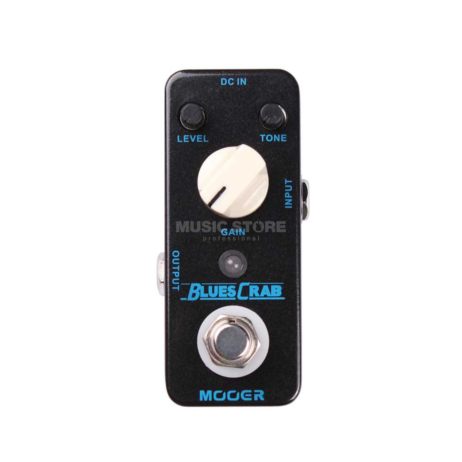 Mooer Audio Blues Crab Overdrive  Produktbillede