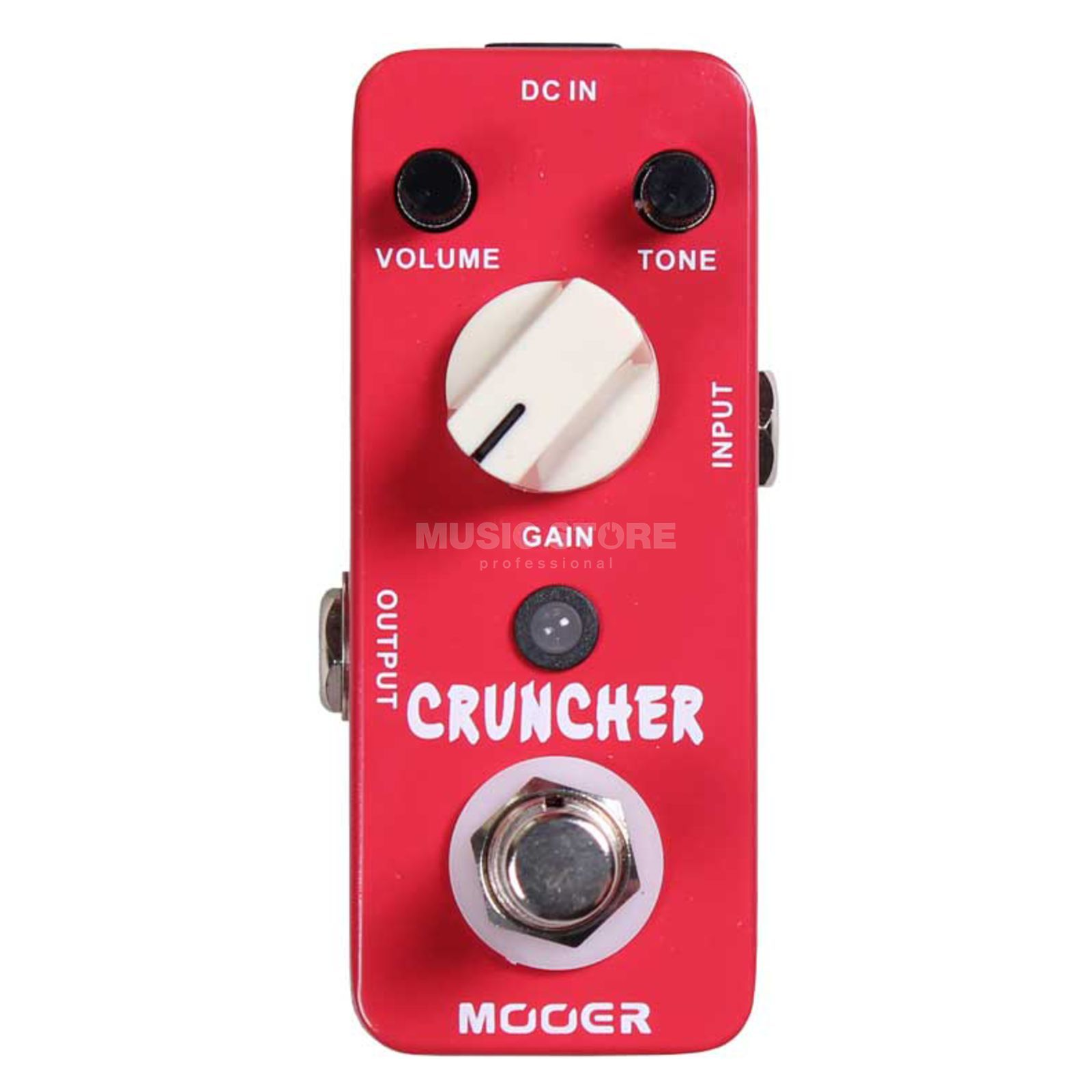 Mooer Audio Cruncher Distortion  Produktbillede