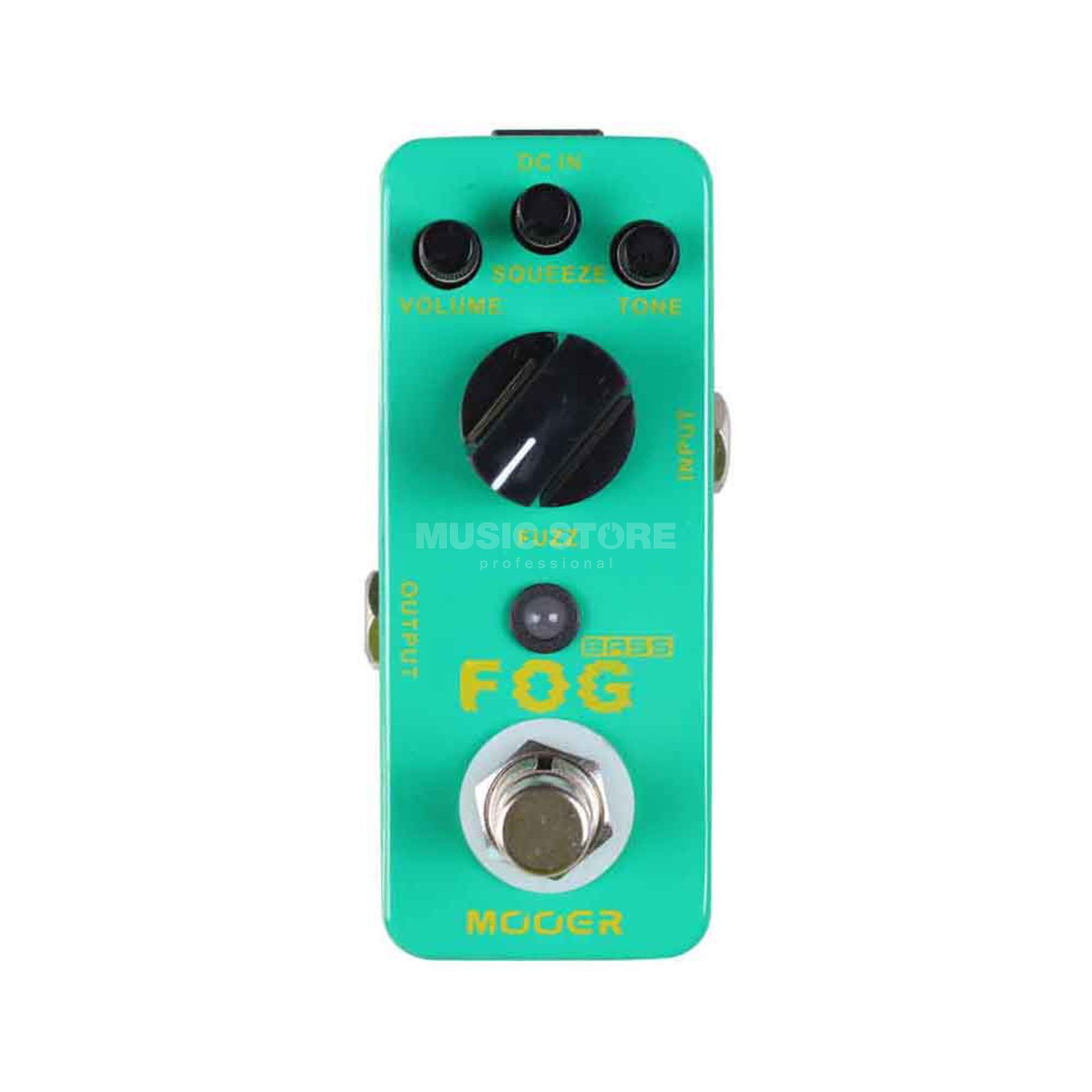 Mooer Audio Fog Bass Fuzz Product Image