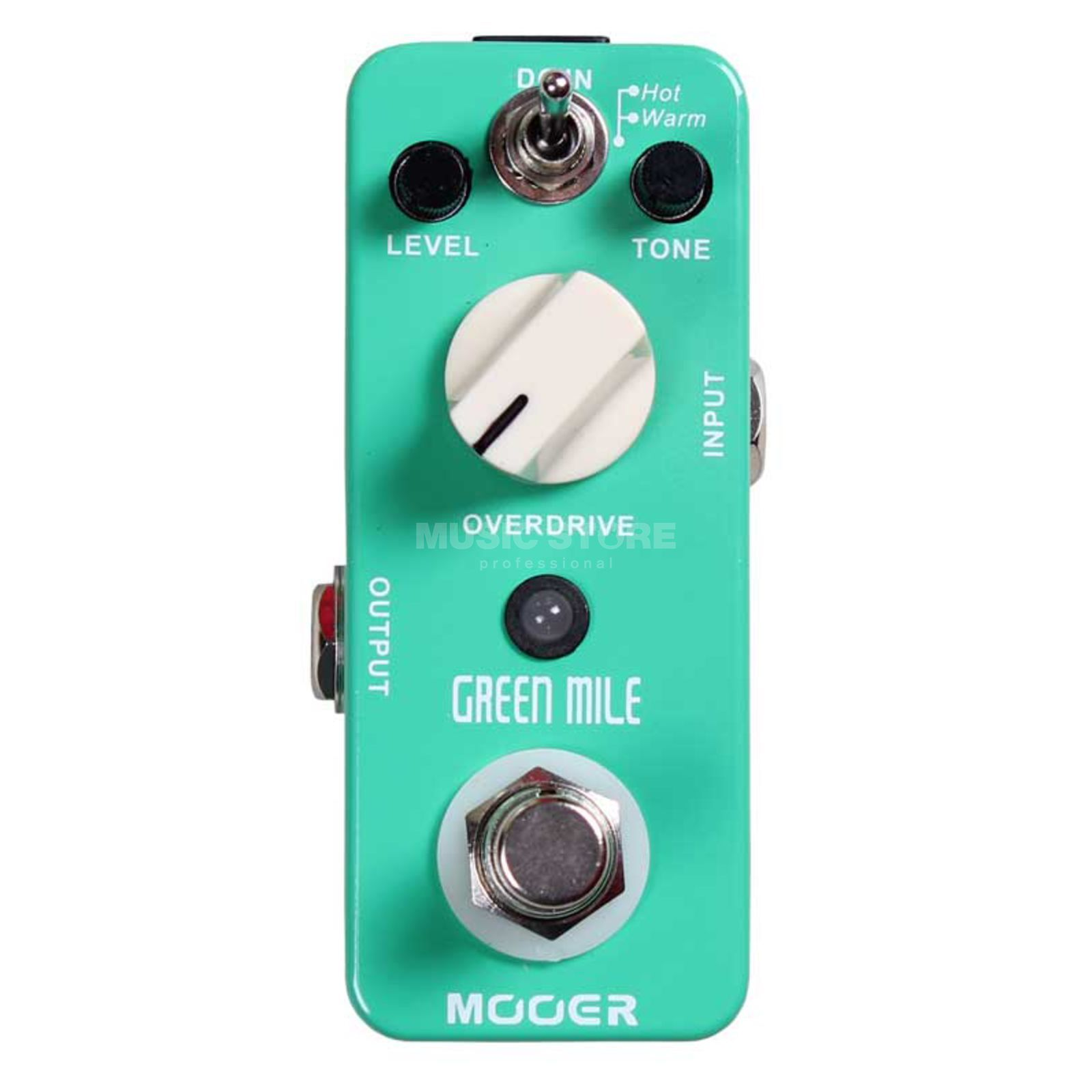 Mooer Audio Green Mile Overdrive Produktbild