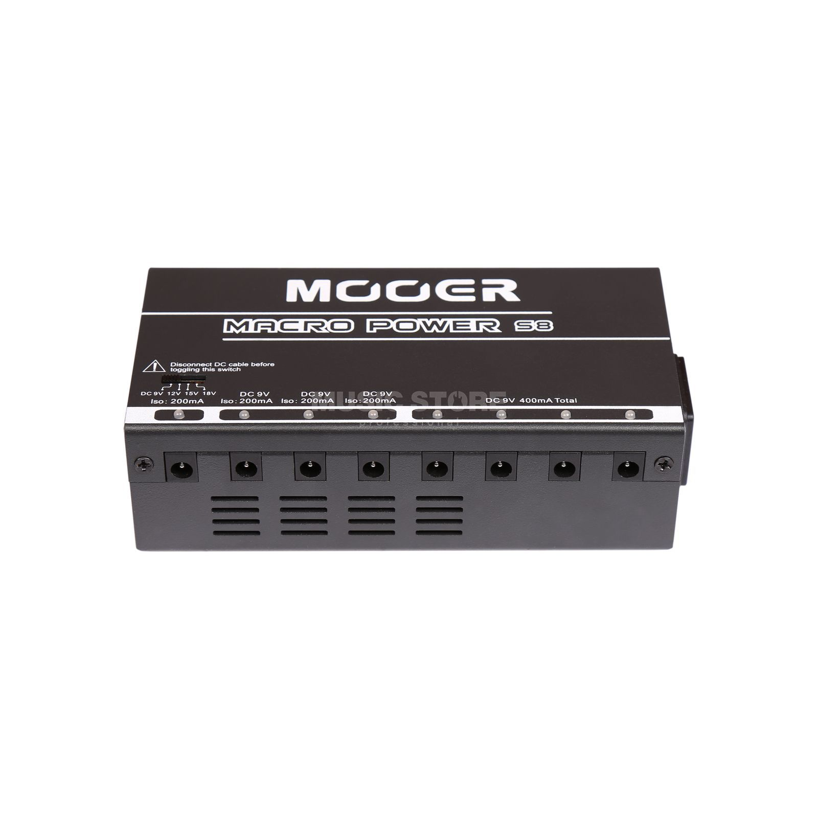 Mooer Audio Macro Power Produktbillede