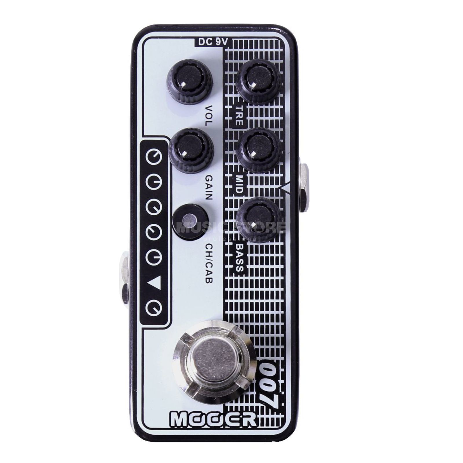 Mooer Audio Micro Preamp 007 Regal Tone Product Image