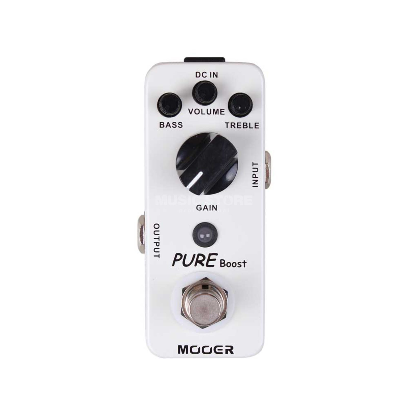 Mooer Audio Pure Boost  Produktbillede