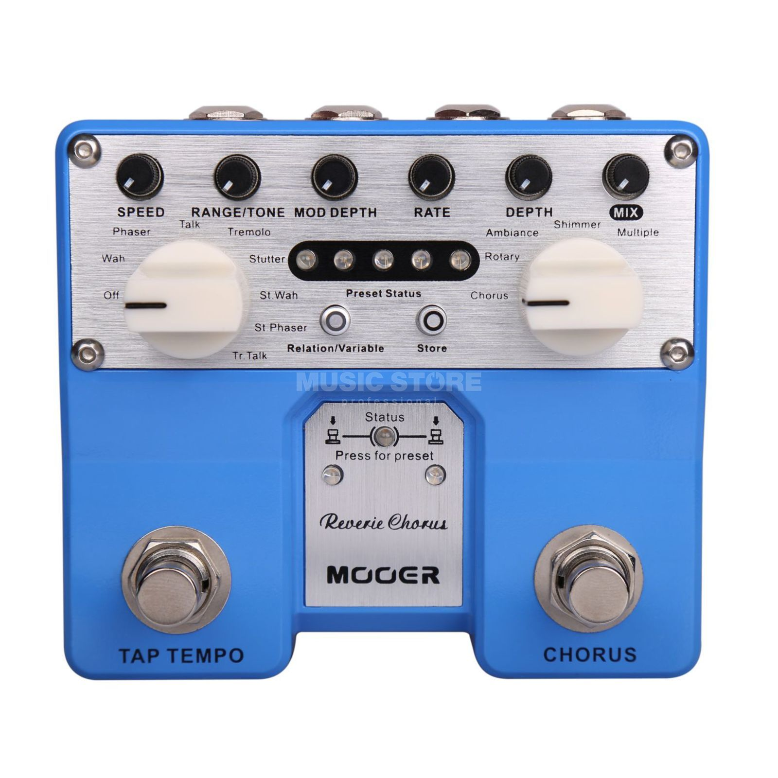 Mooer Audio Reverie Digital Chorus Productafbeelding