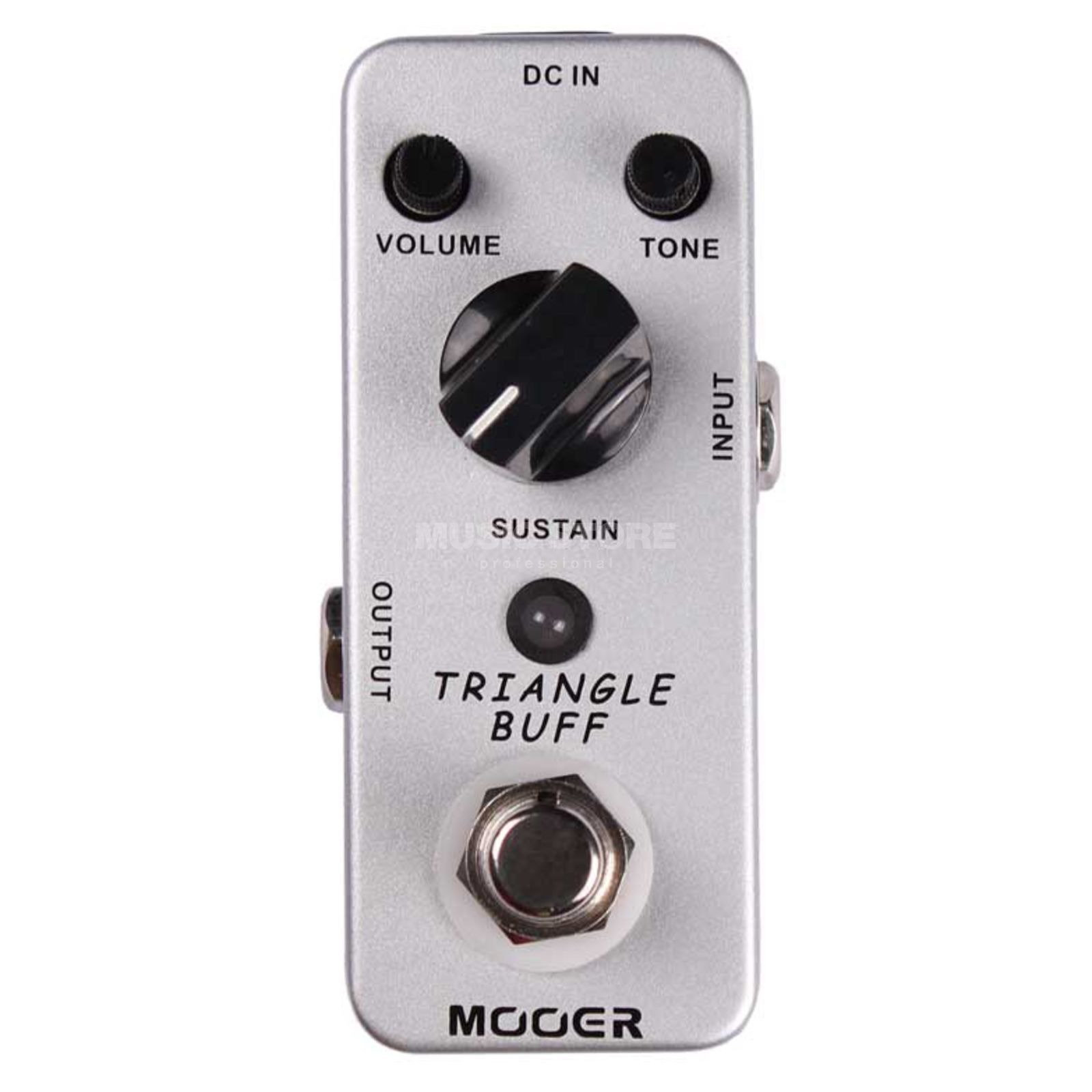 Mooer Audio Triangle Buff Fuzz  Produktbillede