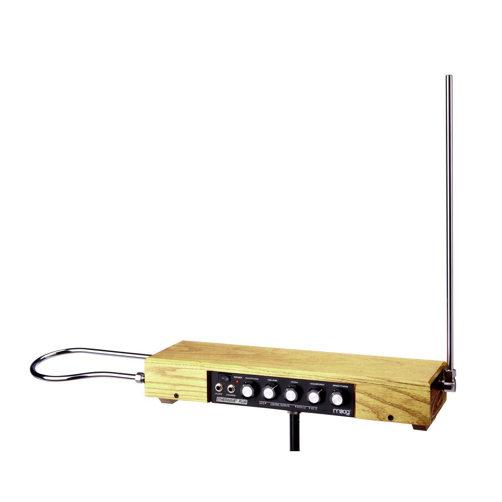 Moog Music Inc Etherwave Theremin Plus Fertiggerät Esche Produktbild