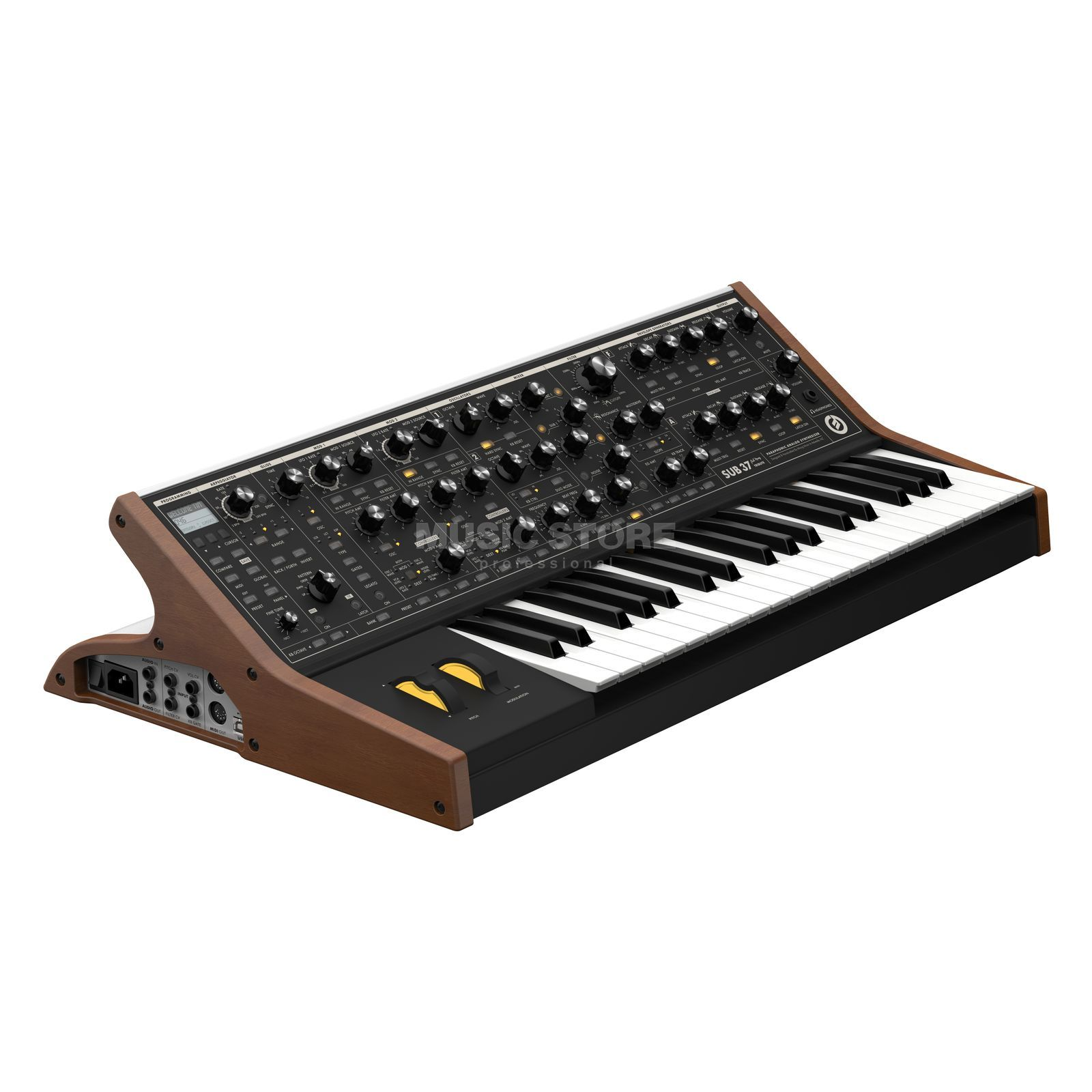 Moog Sub 37 Tribute Edition Analog Synthesizer Produktbillede