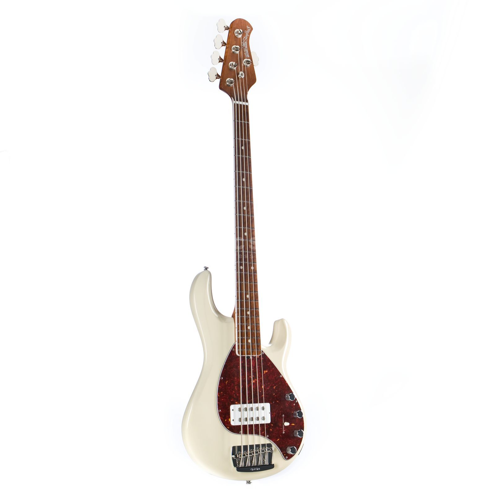 Music Man 30th Anniversary StingRay 5 MN Trans Buttercream Product Image