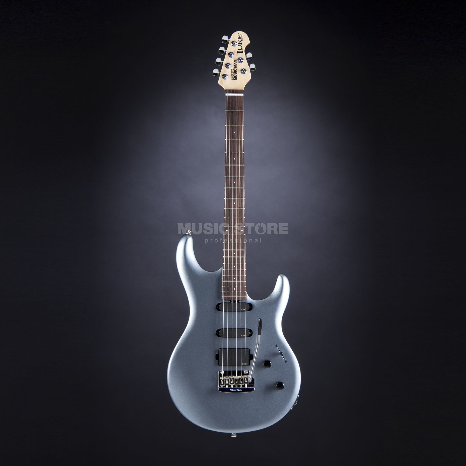 Music Man Luke HSS Luke Blue Produktbild