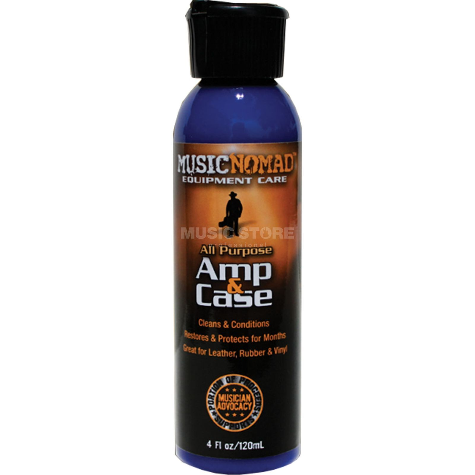 Music Nomad MN107 Amp & Case Cleaner 120ml Produktbillede