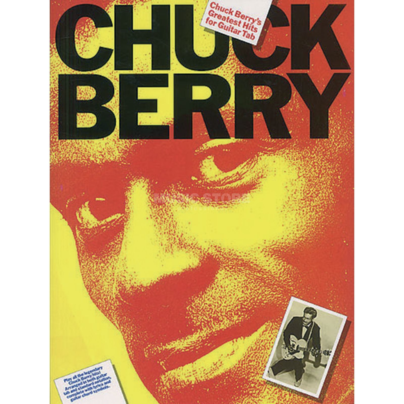 Music Sales Chuck Berry´s  Greatest Hits TAB Produktbild