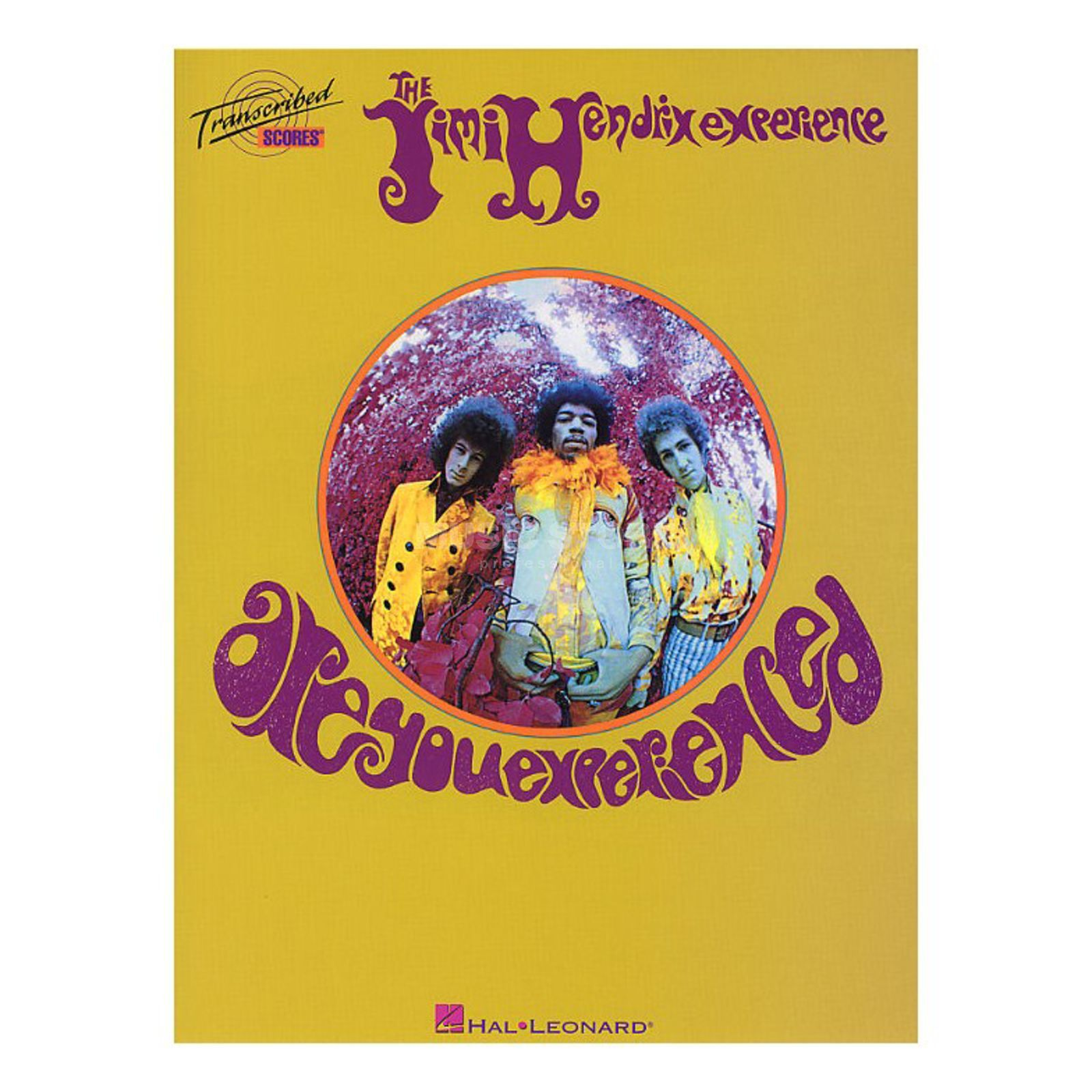 Music Sales Jimi Hendrix: Are You Experienced Guitar TAB Produktbild