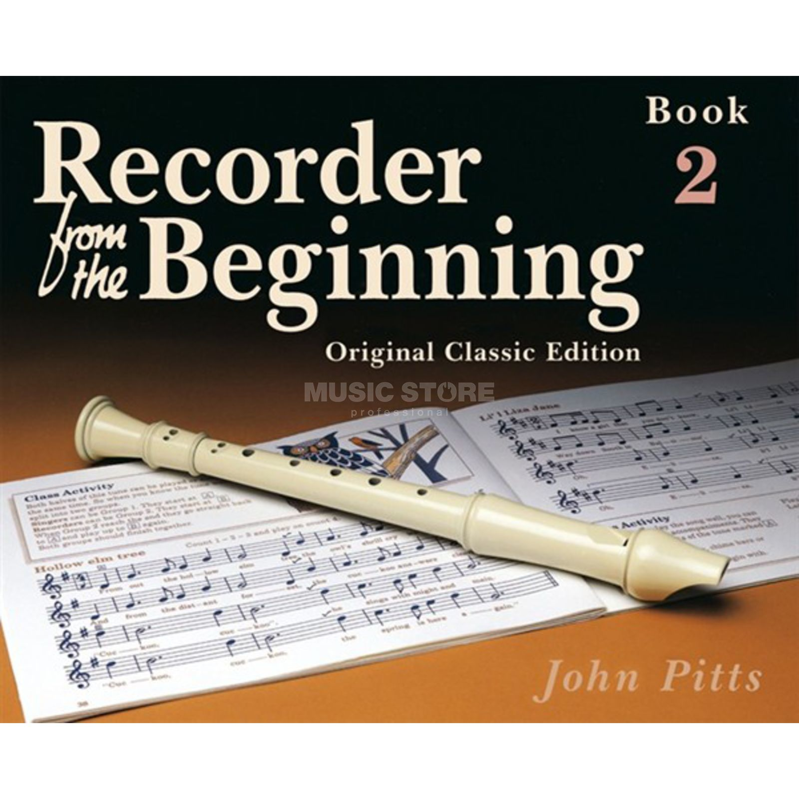 Music Sales Recorder From The Beginning 2 Pupil's Book (Classic Edition) Produktbillede