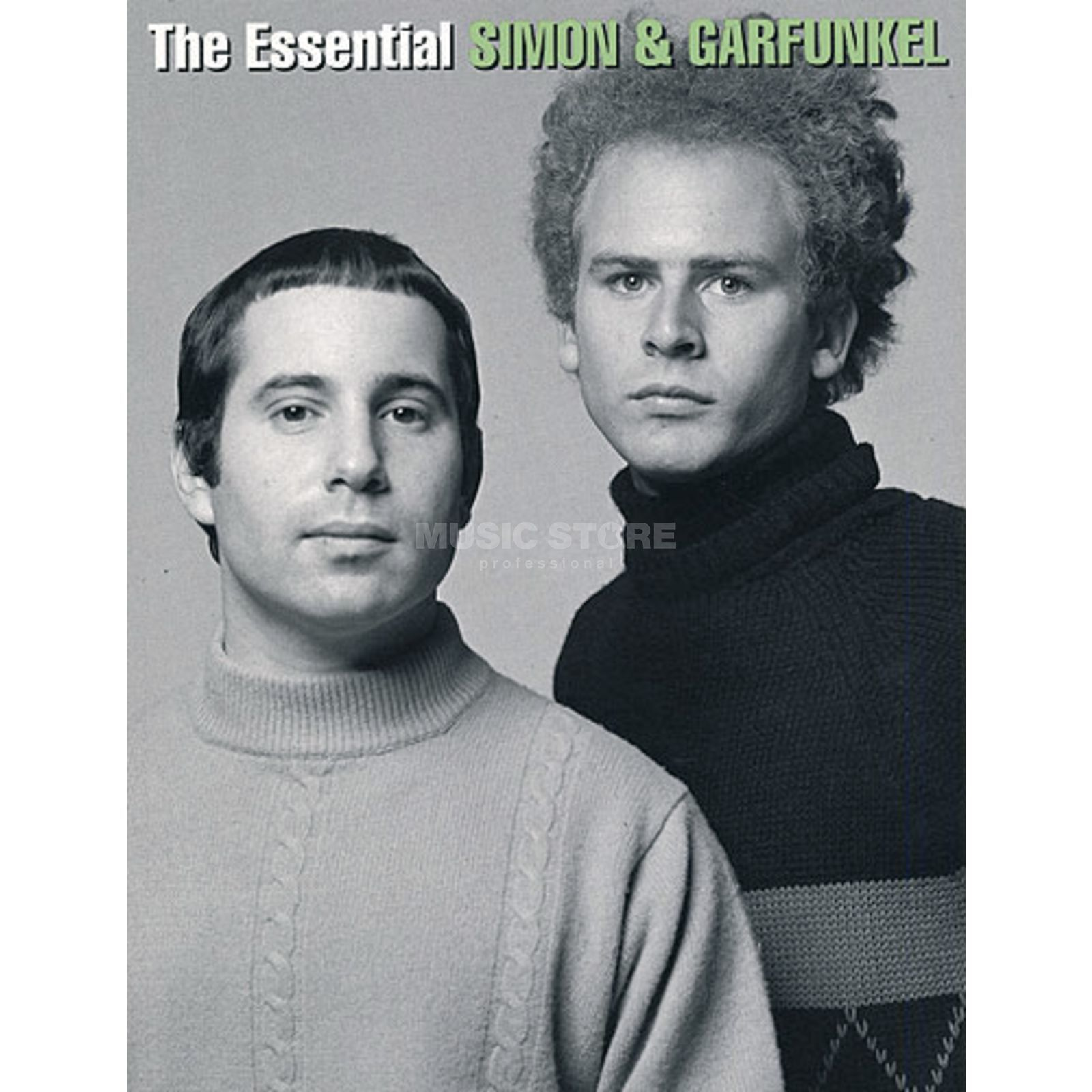 Music Sales The Essential Simon And Garfunkel Produktbild