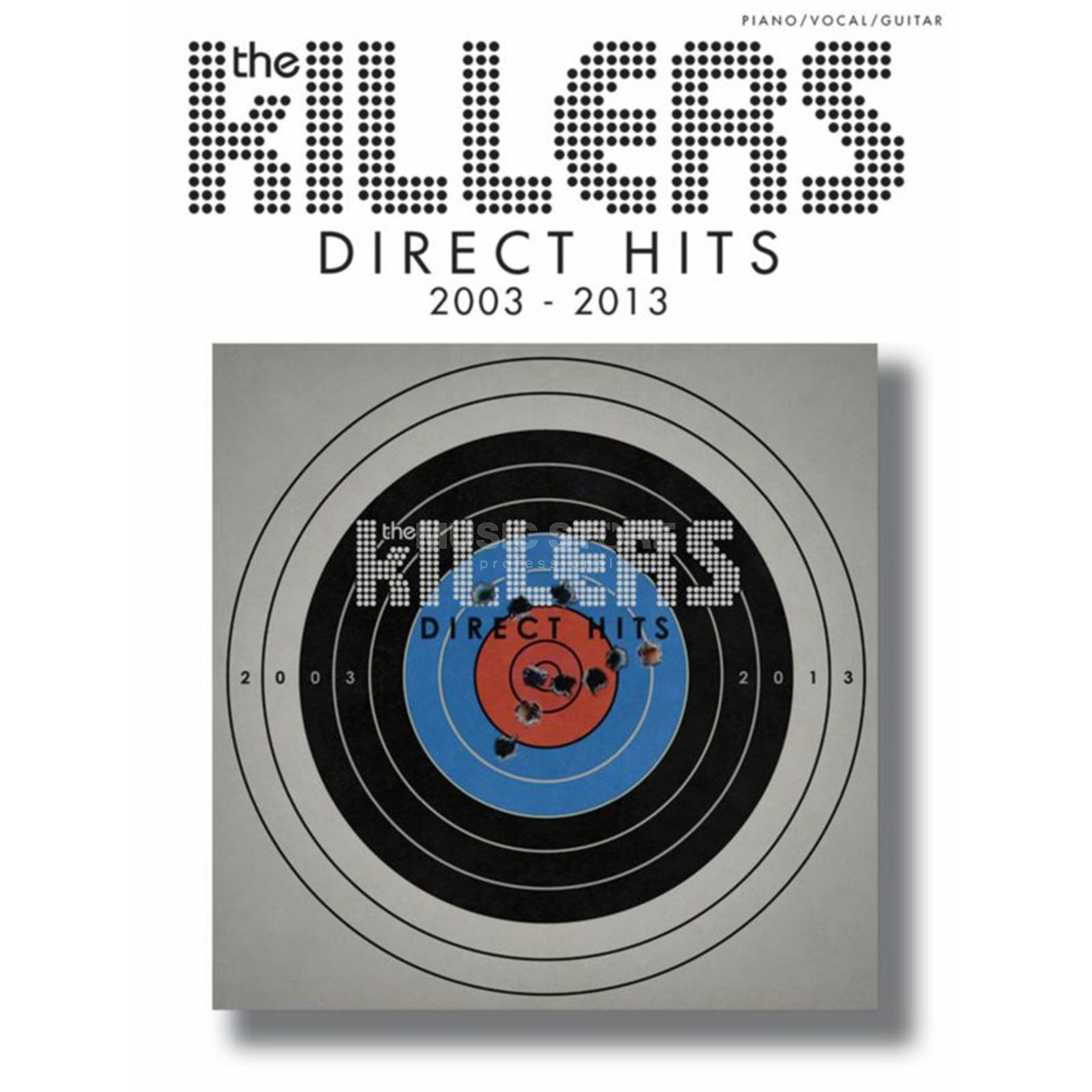 Music Sales The Killers: Direct Hits PVG Produktbild